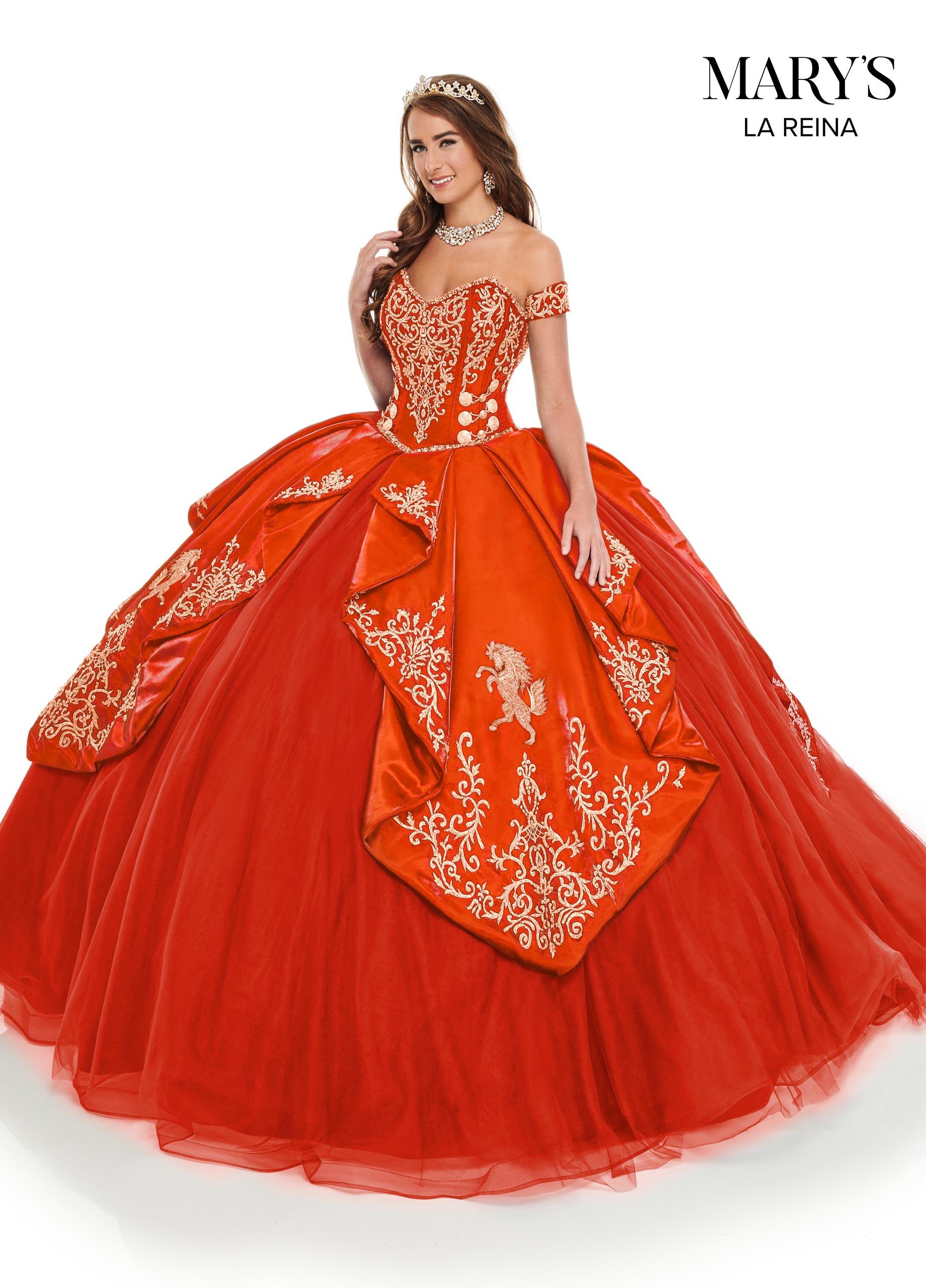 Lareina Quinceanera Dresses | La Reina | Style - MQ2112