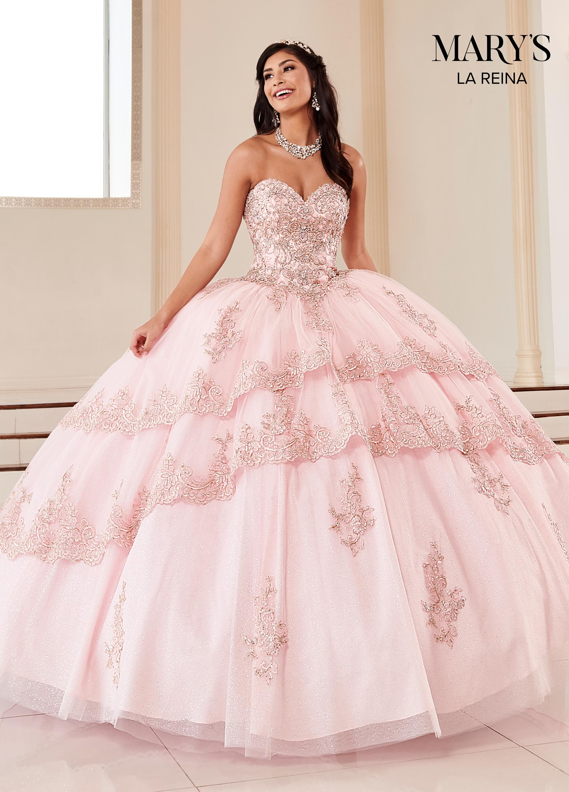 Lareina Quinceanera Dresses | La Reina | Style - MQ2114