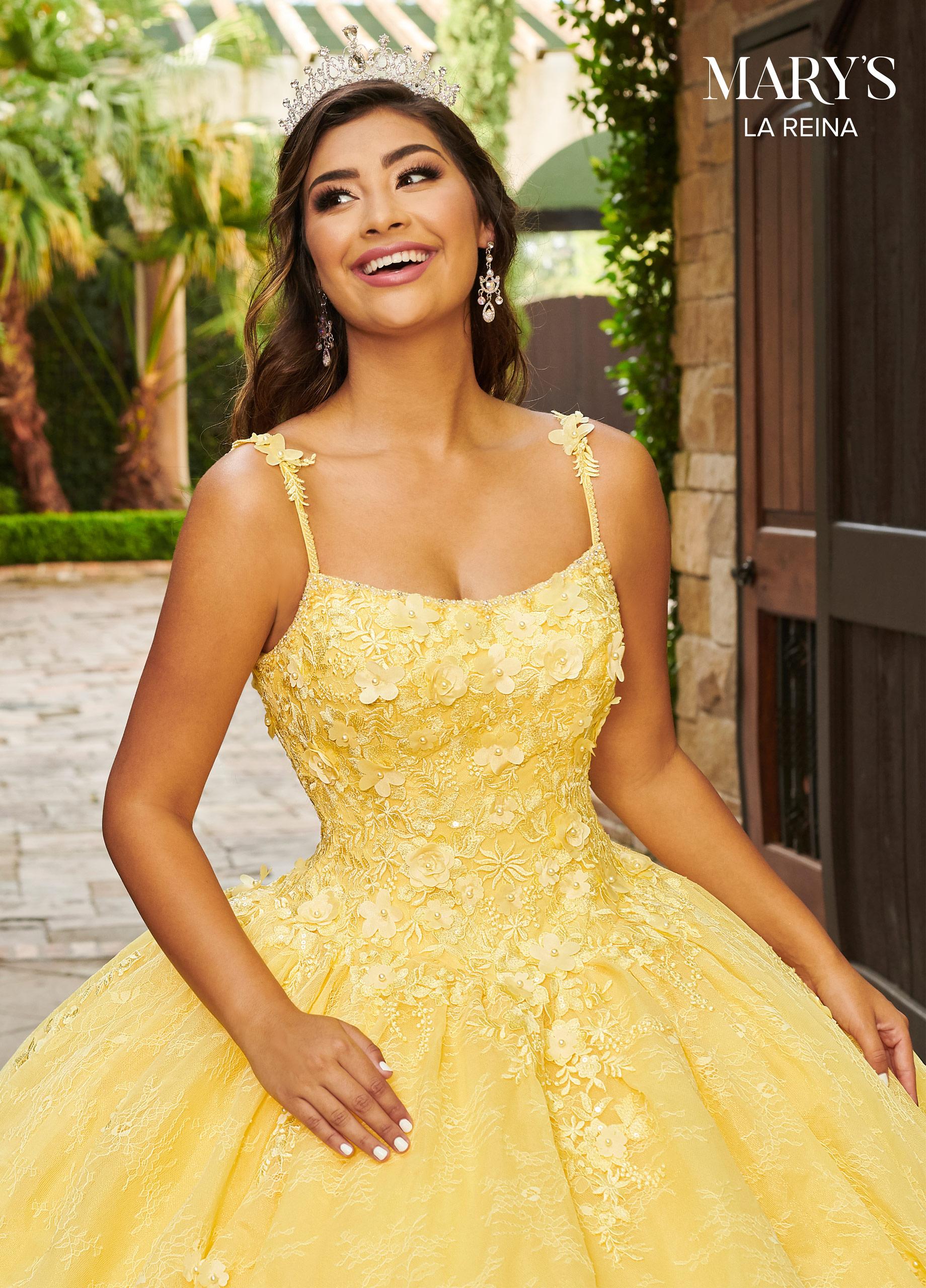 Lareina Quinceanera Dresses | La Reina | Style - MQ2115