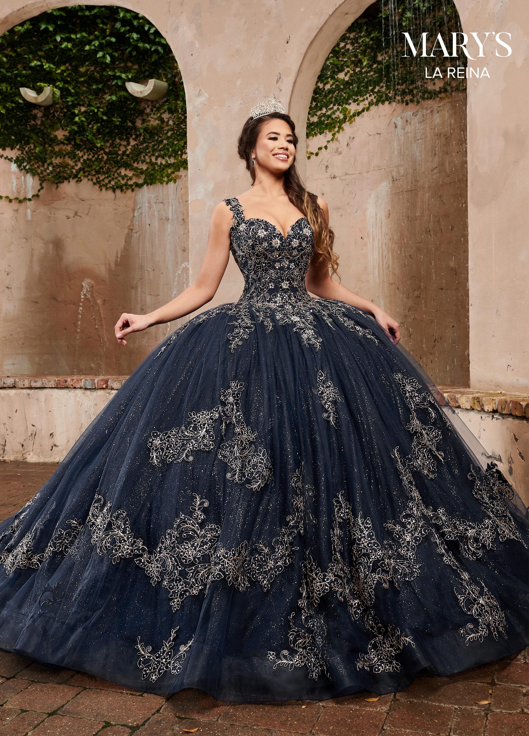 Lareina Quinceanera Dresses | La Reina | Style - MQ2116