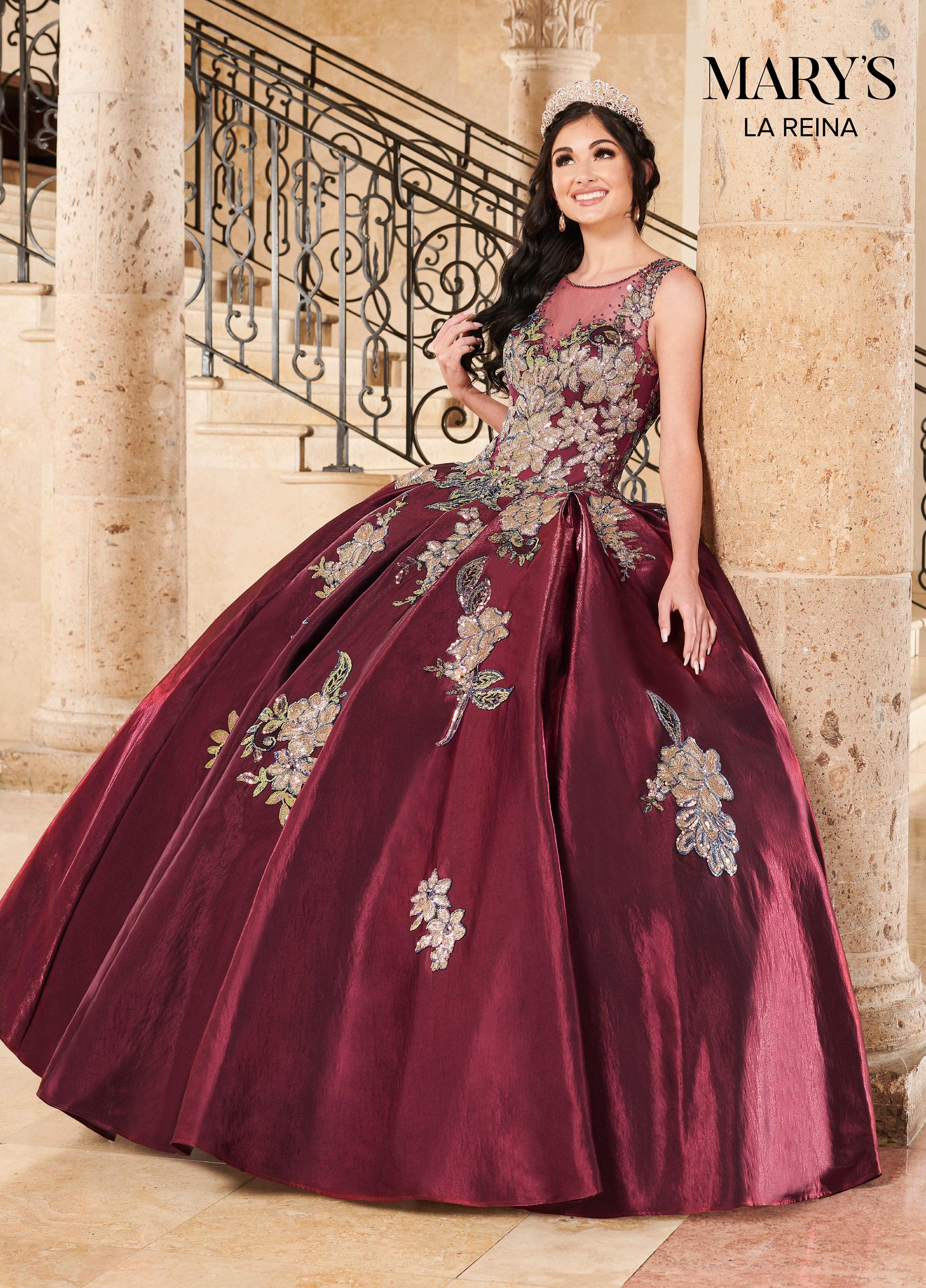 Lareina Quinceanera Dresses | La Reina | Style - MQ2117