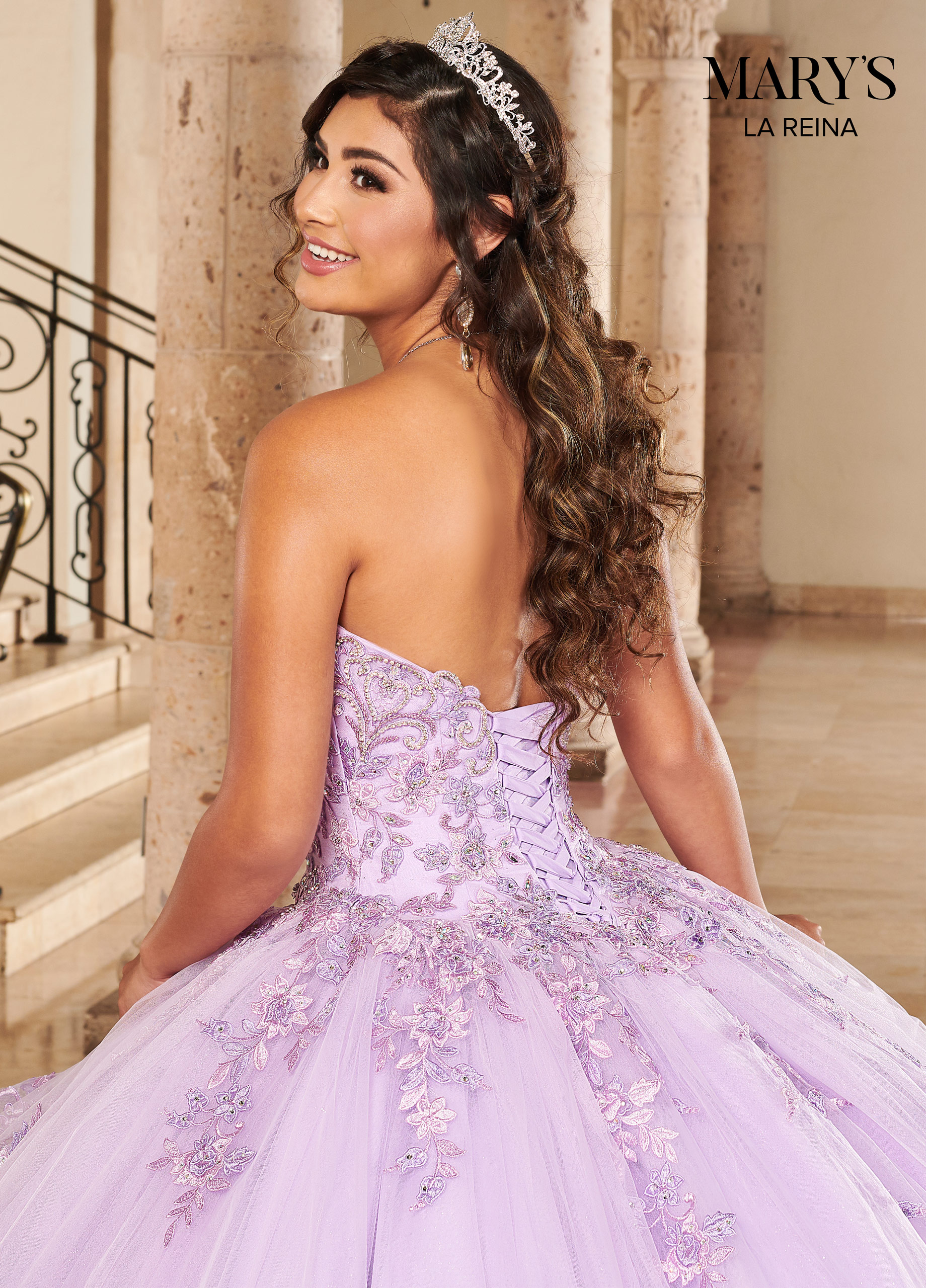 Lareina Quinceanera Dresses | La Reina | Style - MQ2118