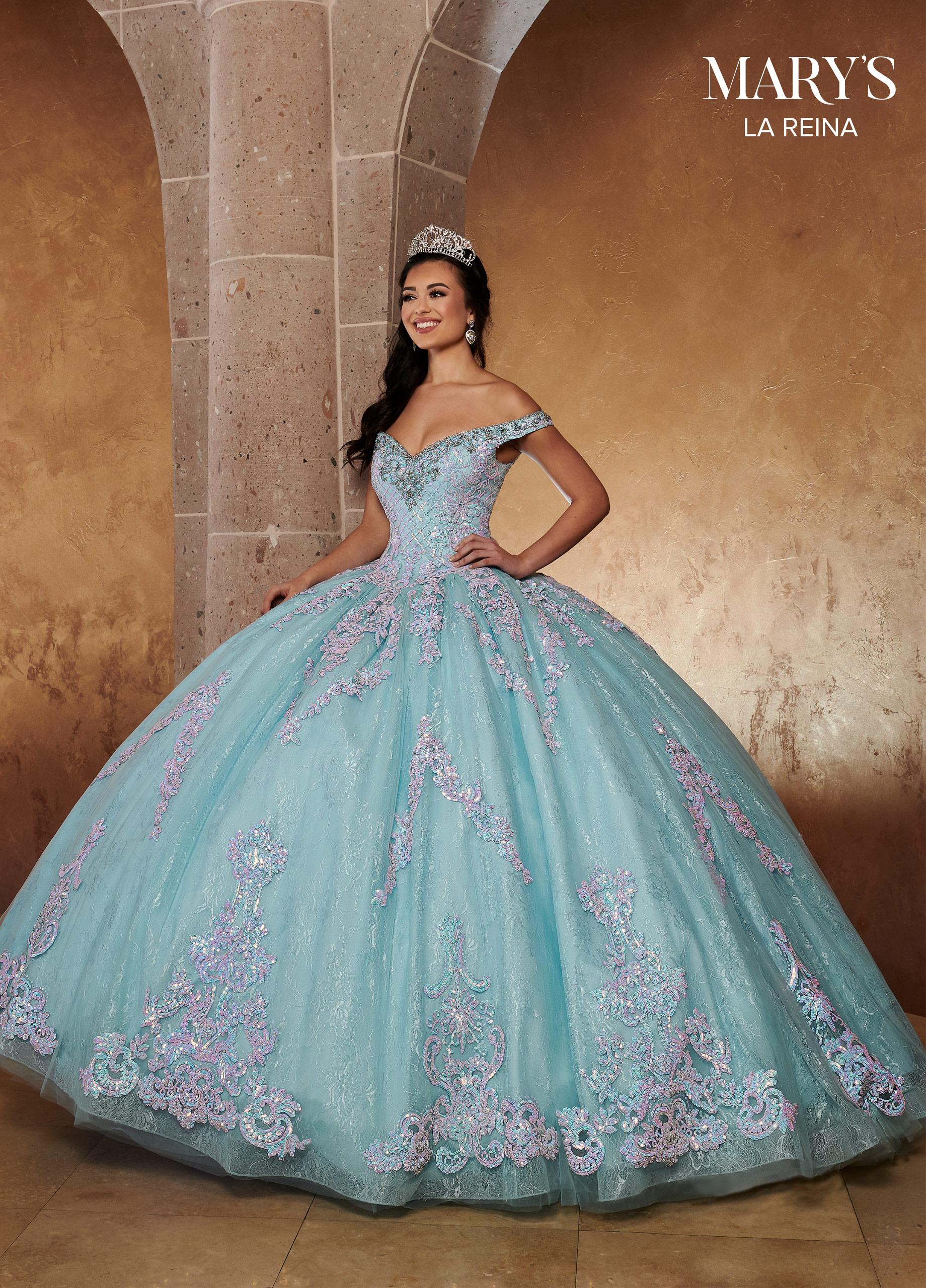 Lareina Quinceanera Dresses | La Reina | Style - MQ2119