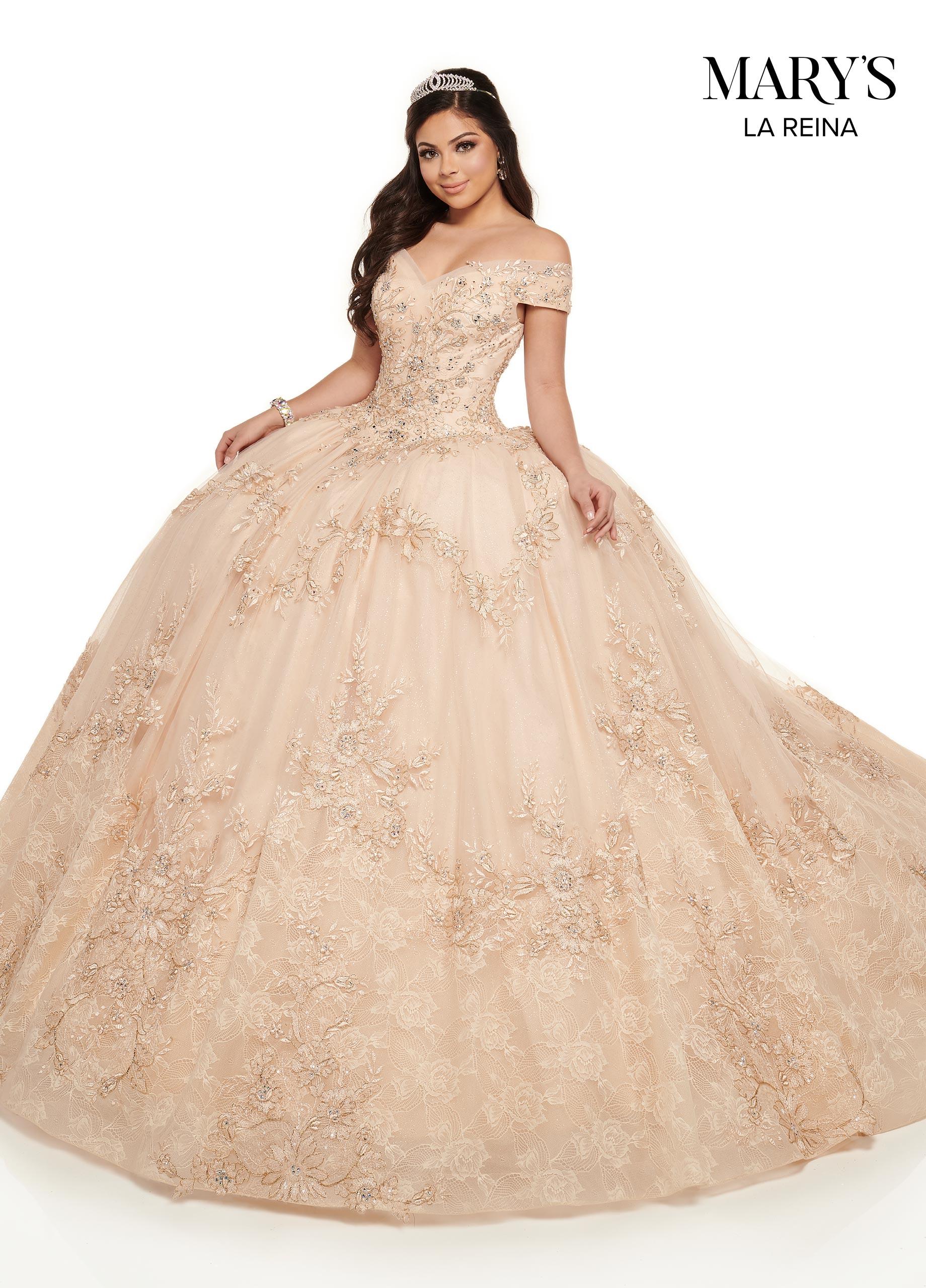 Lareina Quinceanera Dresses | La Reina | Style - MQ2120