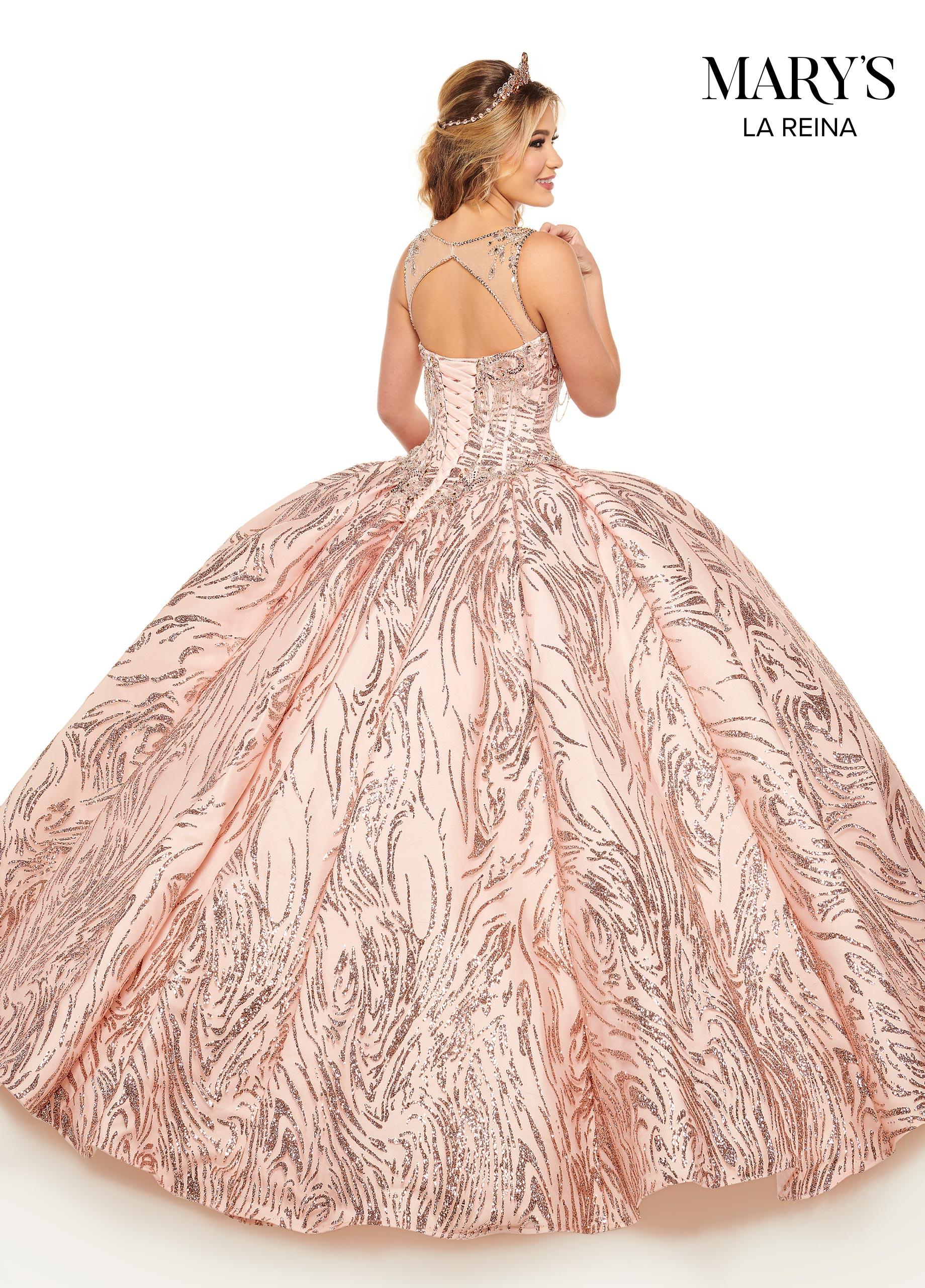 Lareina Quinceanera Dresses | La Reina | Style - MQ2123