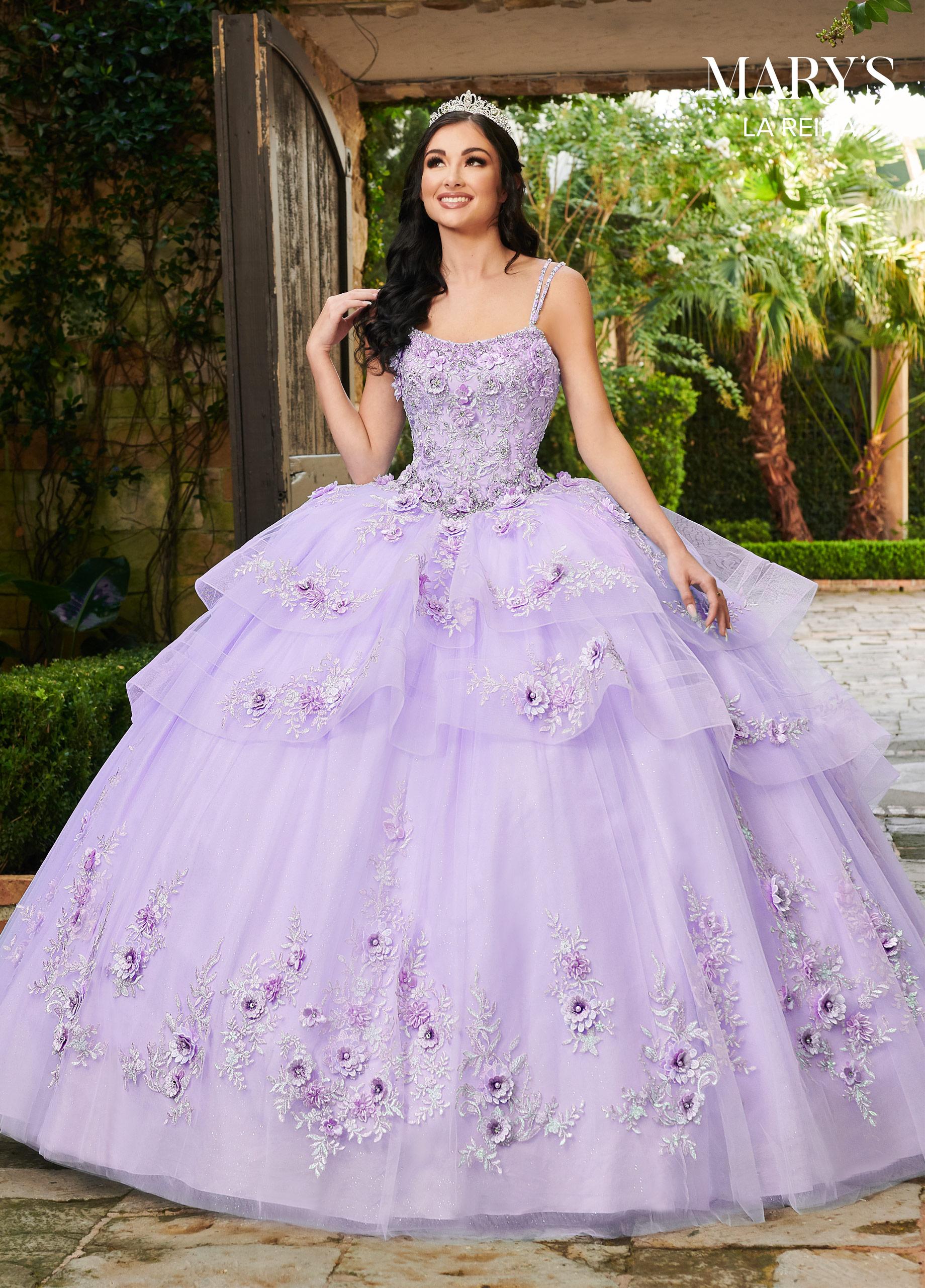 Lareina Quinceanera Dresses | La Reina | Style - MQ2124