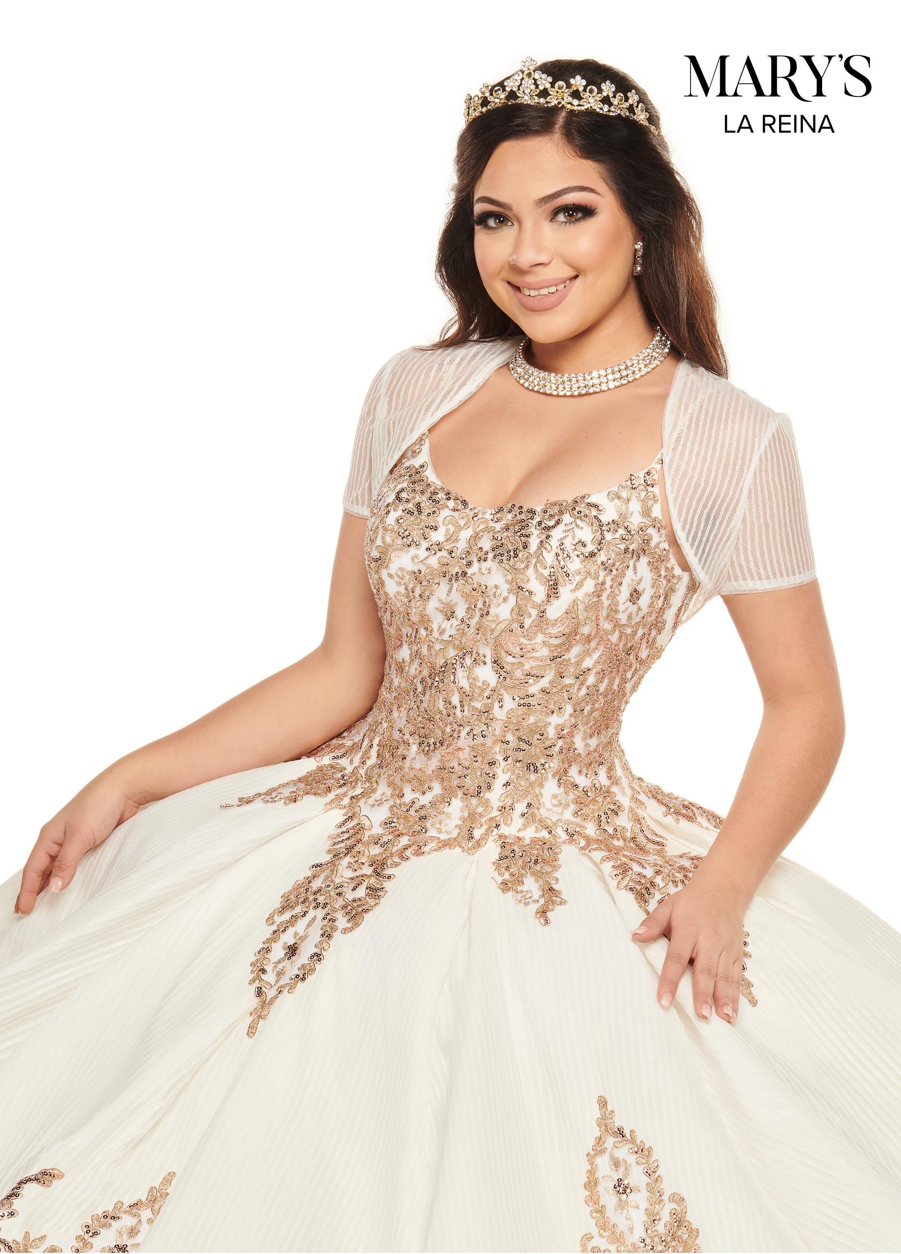 Lareina Quinceanera Dresses | La Reina | Style - MQ2125