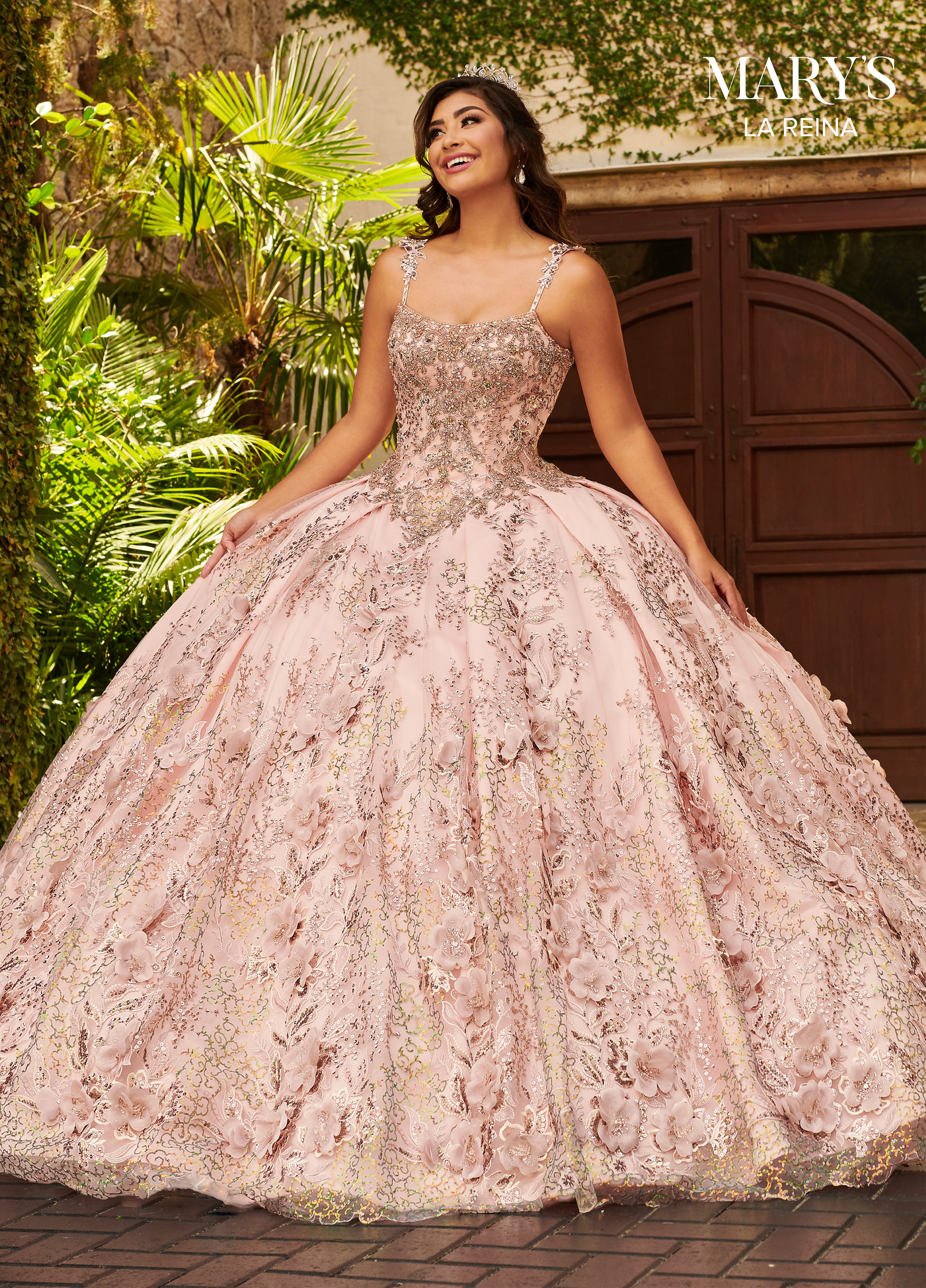 Lareina Quinceanera Dresses | La Reina | Style - MQ2126