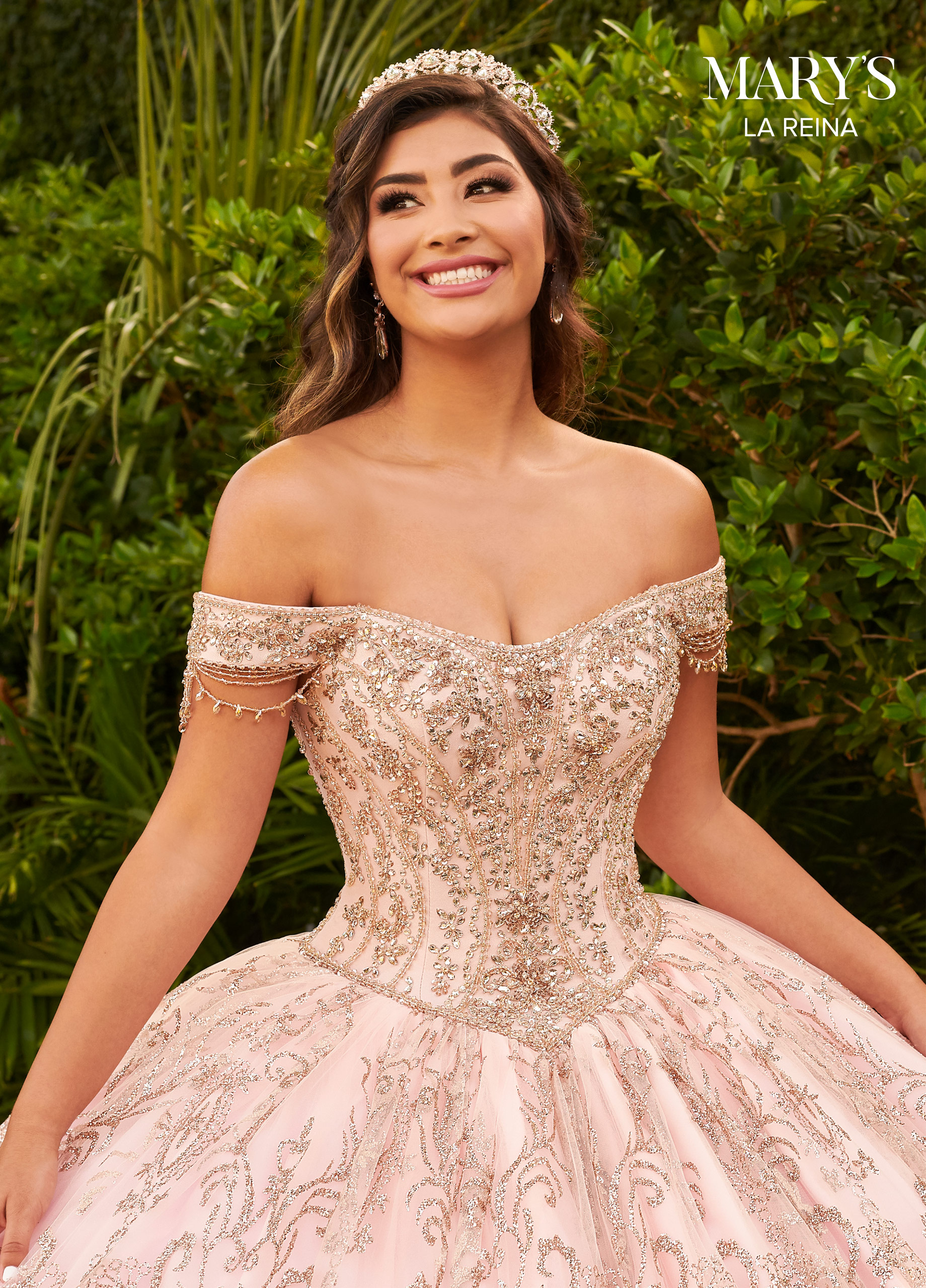 Lareina Quinceanera Dresses | La Reina | Style - MQ2127