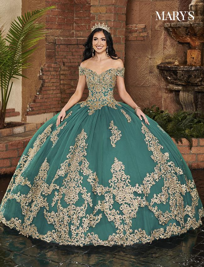 Blush Color Lareina Quinceanera Dresses - Style - MQ2129