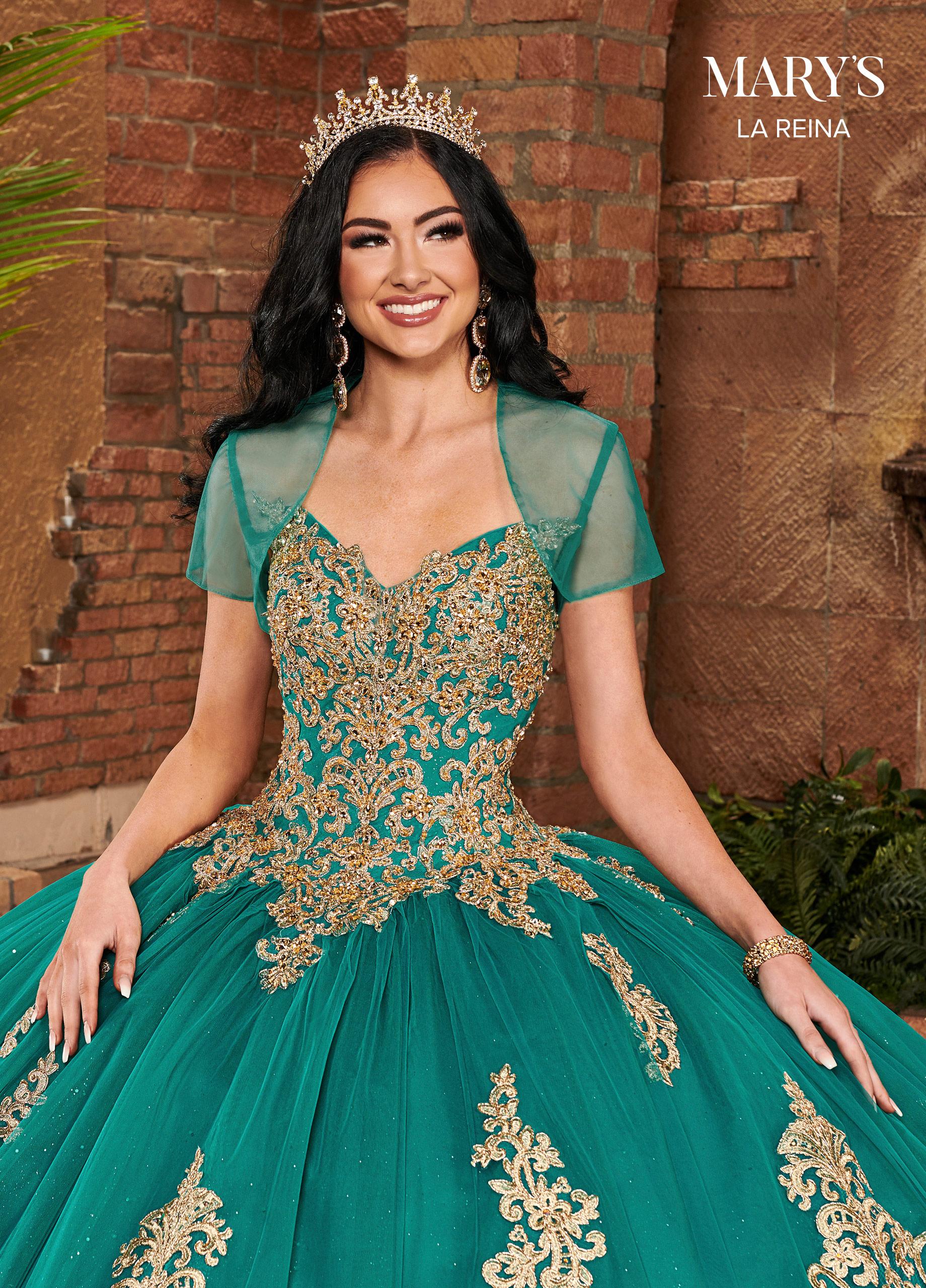 Lareina Quinceanera Dresses | La Reina | Style - MQ2129