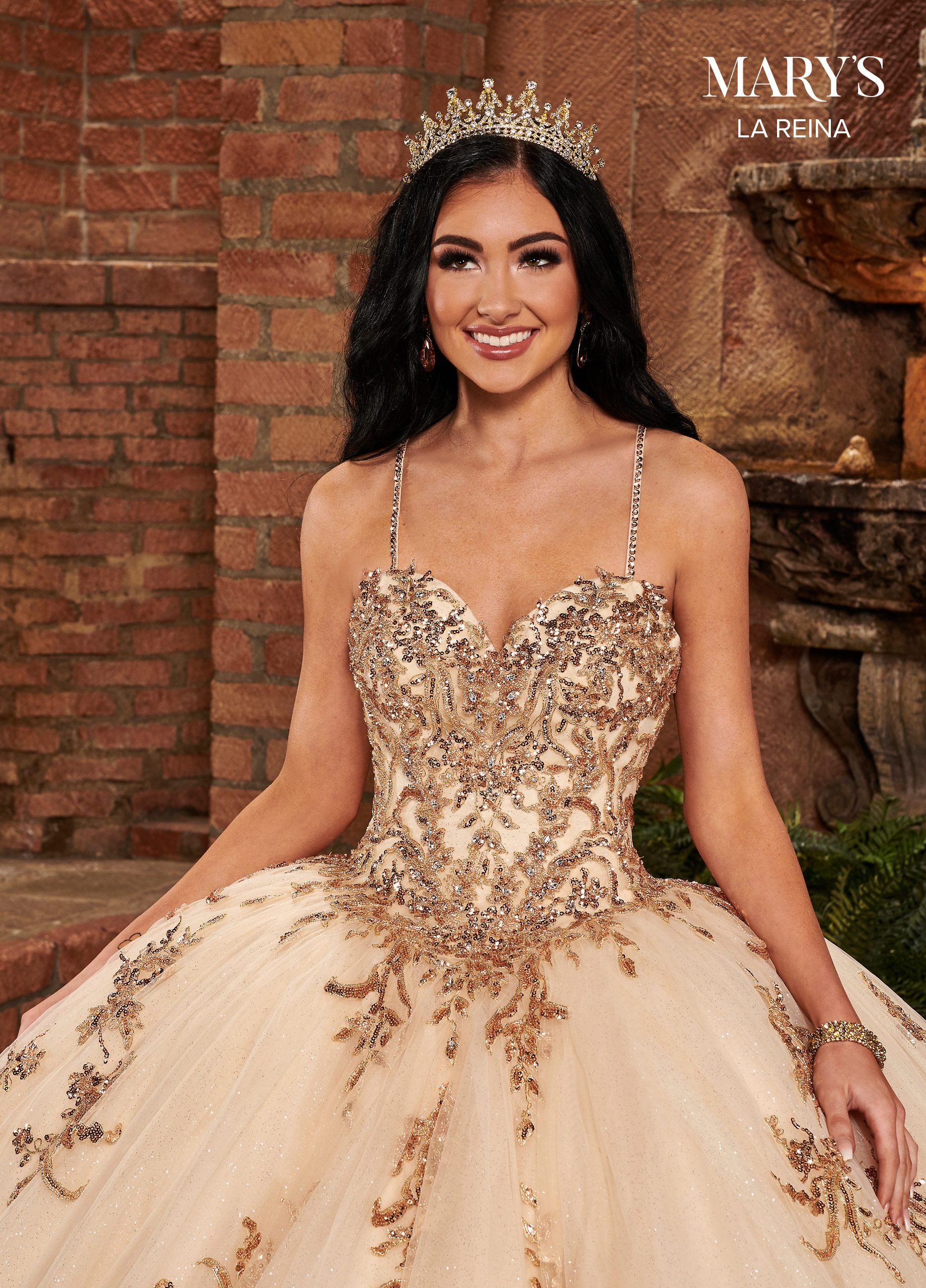 Lareina Quinceanera Dresses | La Reina | Style - MQ2130