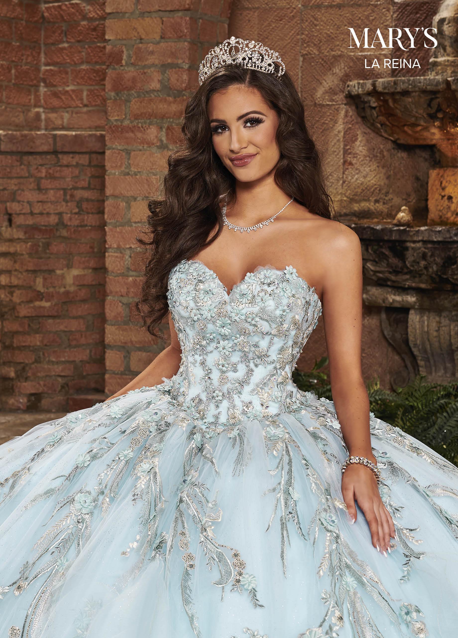 Lareina Quinceanera Dresses | La Reina | Style - MQ2132