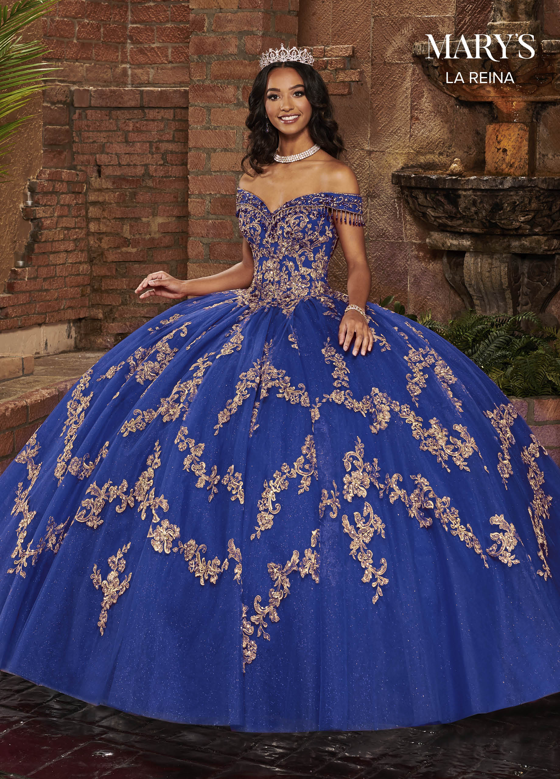Lareina Quinceanera Dresses | La Reina | Style - MQ2133