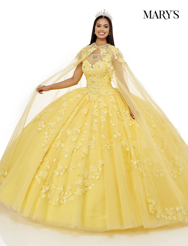 Blush Color Lareina Quinceanera Dresses - Style - MQ2134
