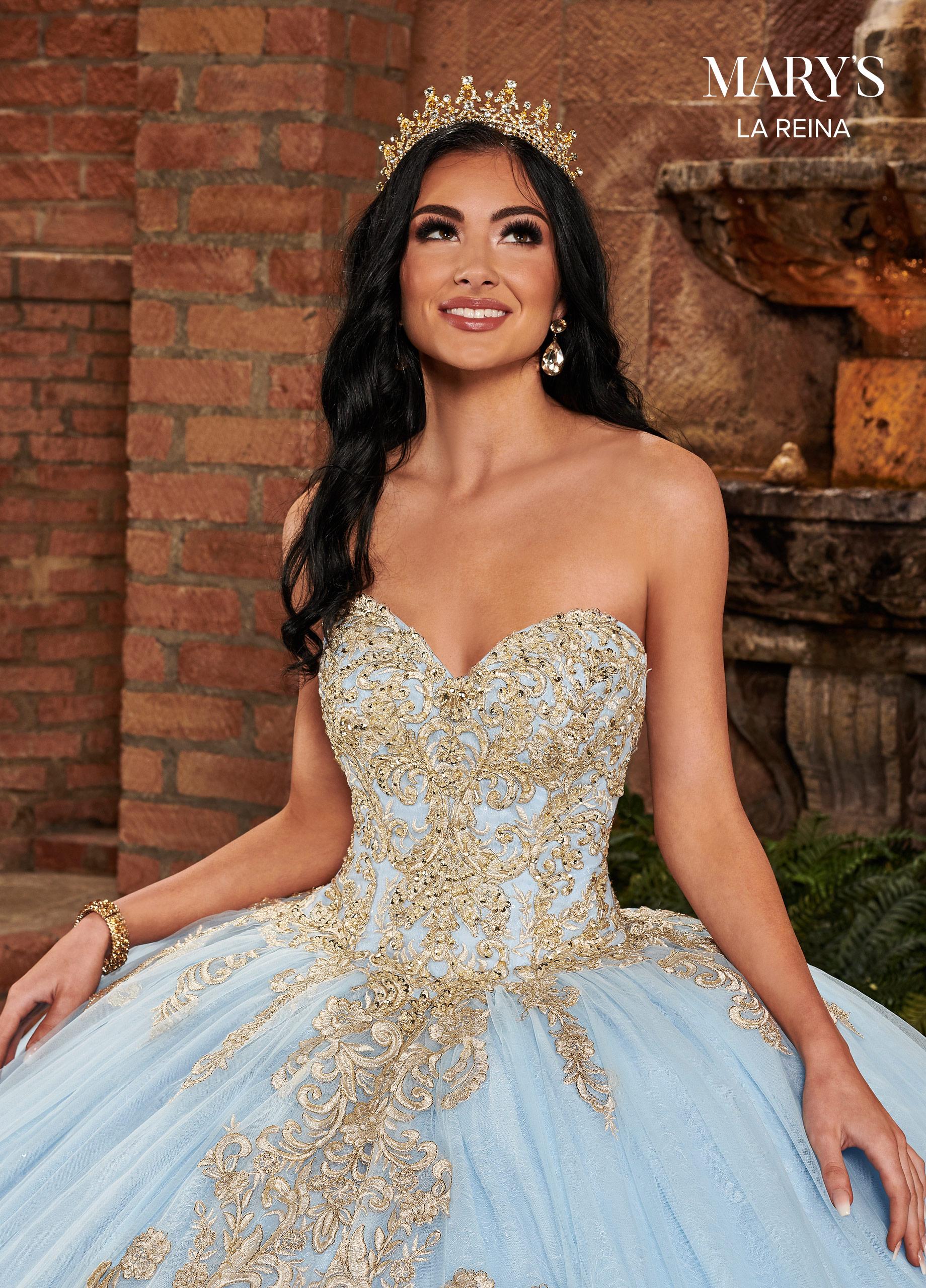 Lareina Quinceanera Dresses | La Reina | Style - MQ2136