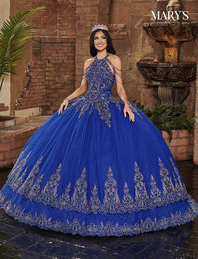 Blush Color Lareina Quinceanera Dresses - Style - MQ2137