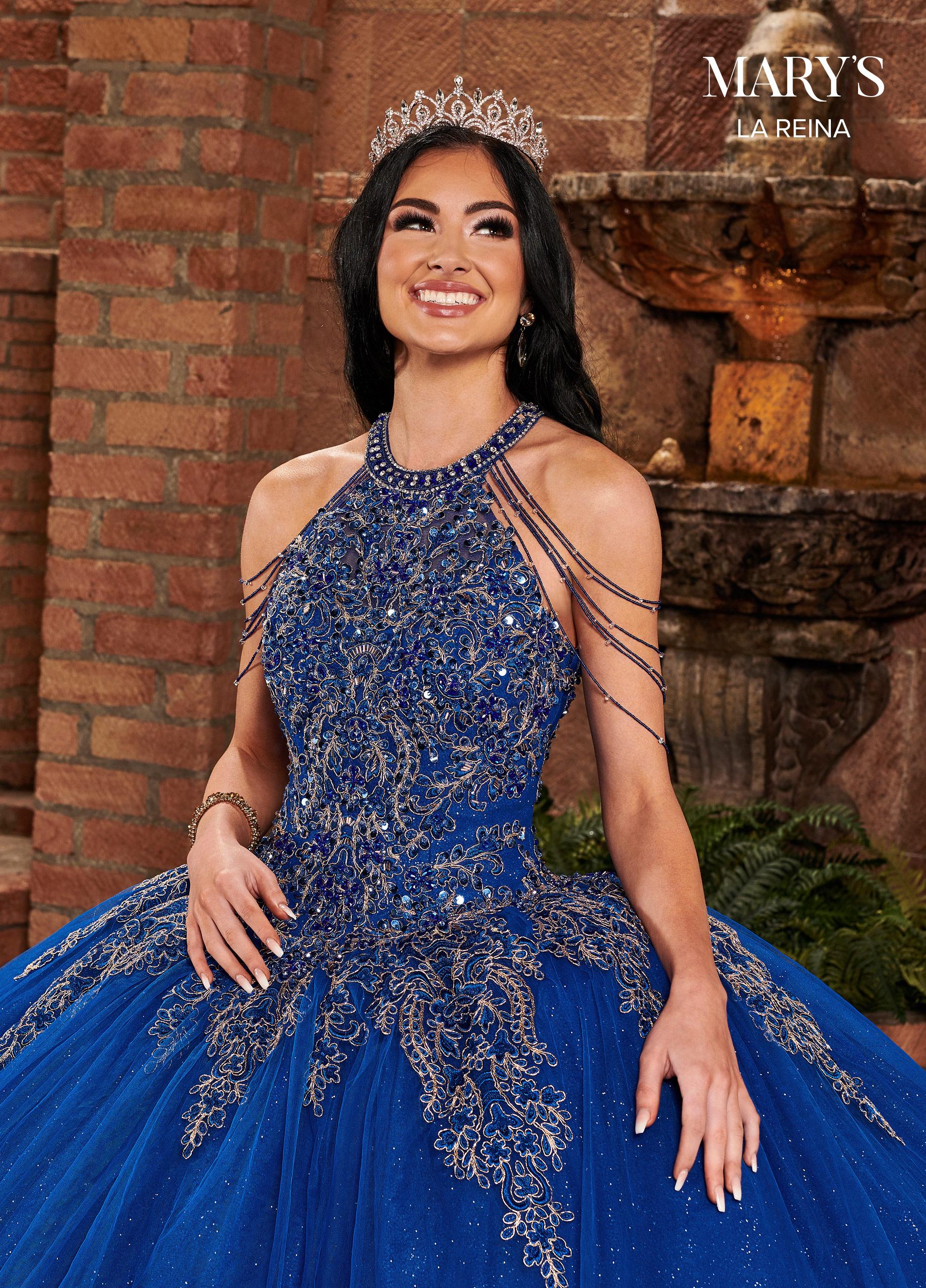 Lareina Quinceanera Dresses   La Reina   Style - MQ2137