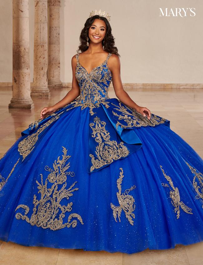 Color Lareina Quinceanera Dresses - Style - MQ2138