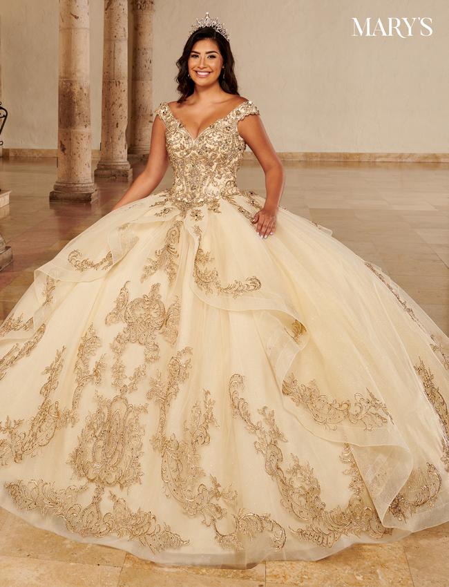 Color Lareina Quinceanera Dresses - Style - MQ2140