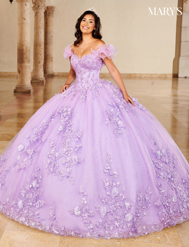 Color Lareina Quinceanera Dresses - Style - MQ2141