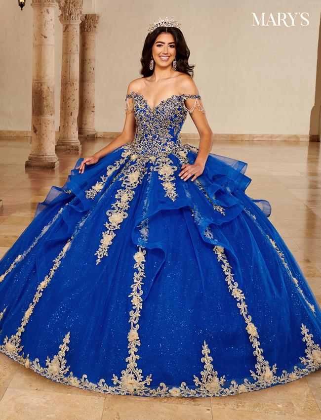 Color Lareina Quinceanera Dresses - Style - MQ2143