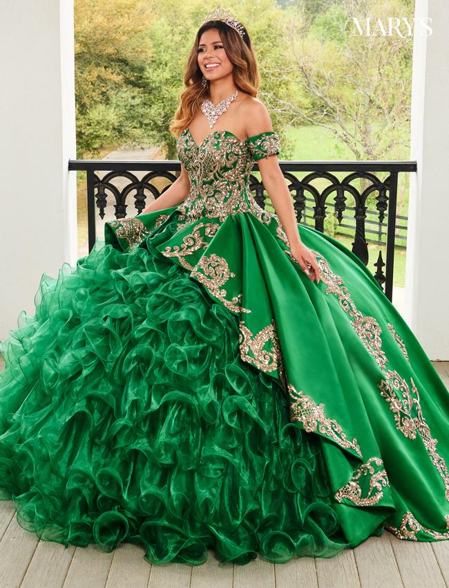 Color Lareina Quinceanera Dresses - Style - MQ2144