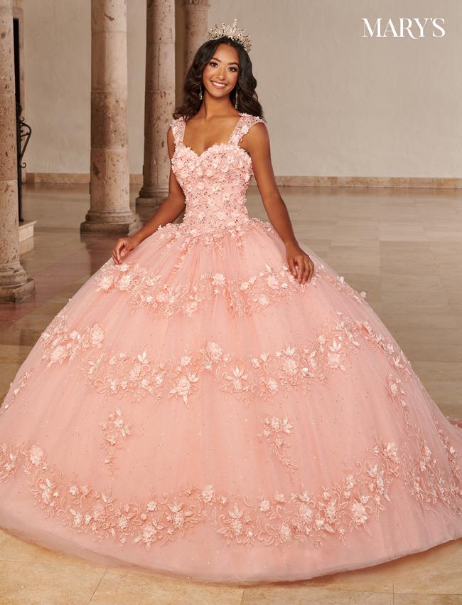 Color Lareina Quinceanera Dresses - Style - MQ2145