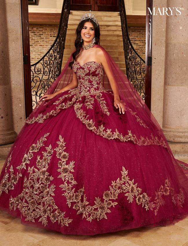 Color Lareina Quinceanera Dresses - Style - MQ2149