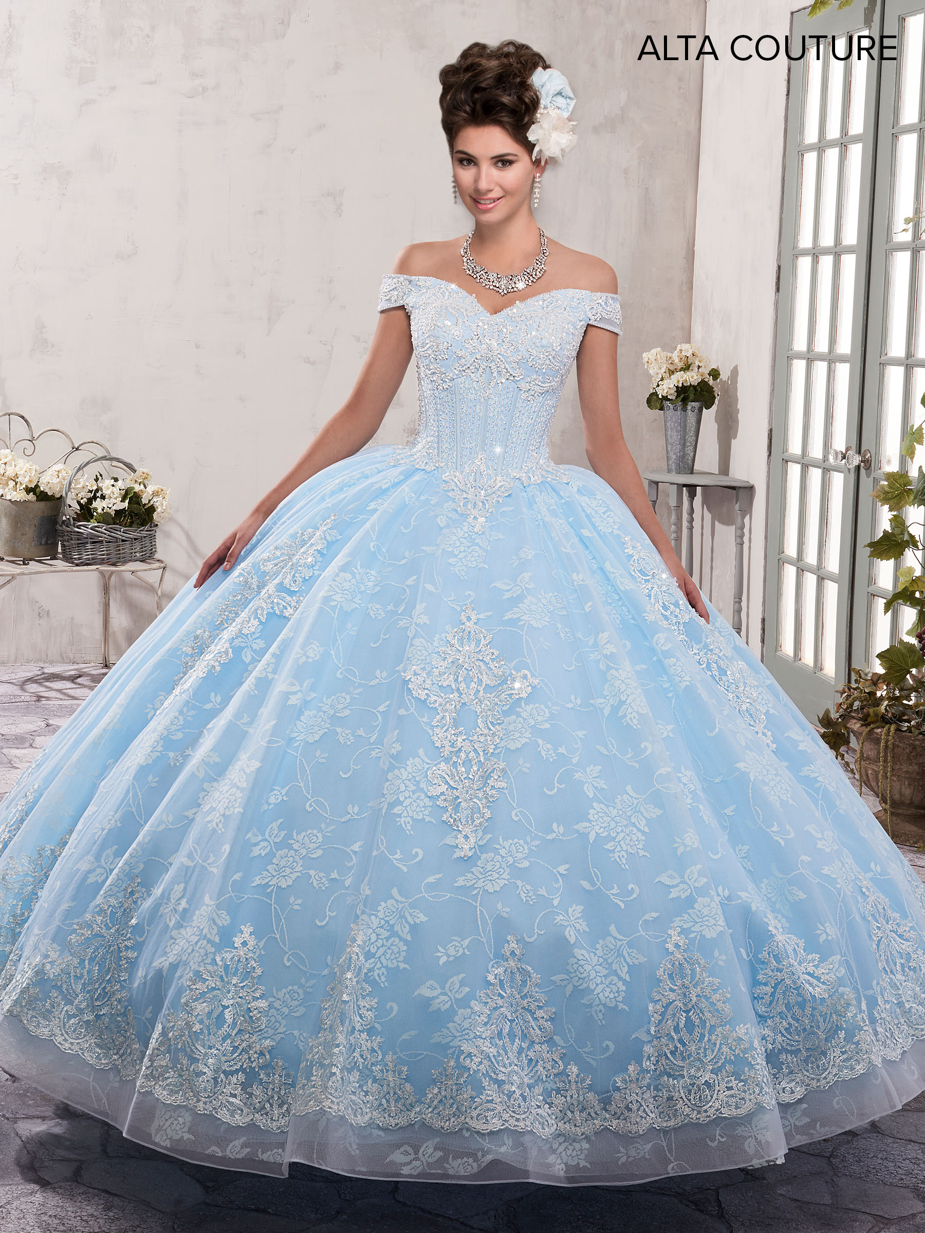 Quinceanera Couture Dresses | Alta Couture | Style - MQ3001