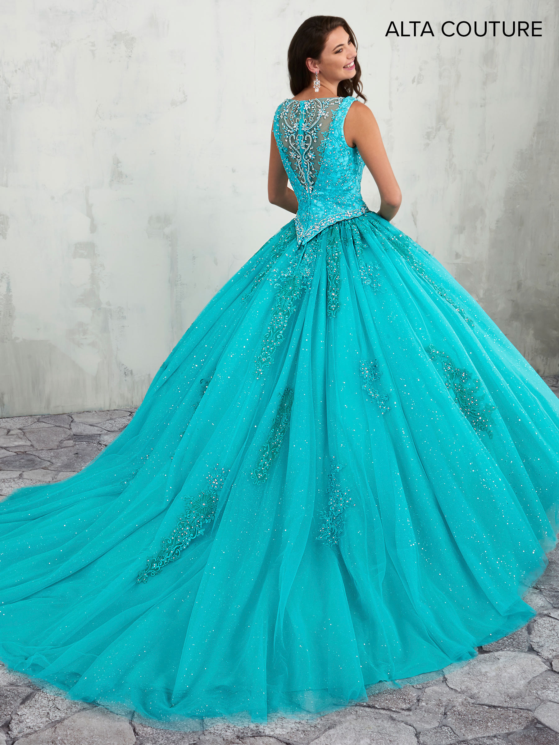 Quinceanera Couture Dresses | Alta Couture | Style - MQ3003