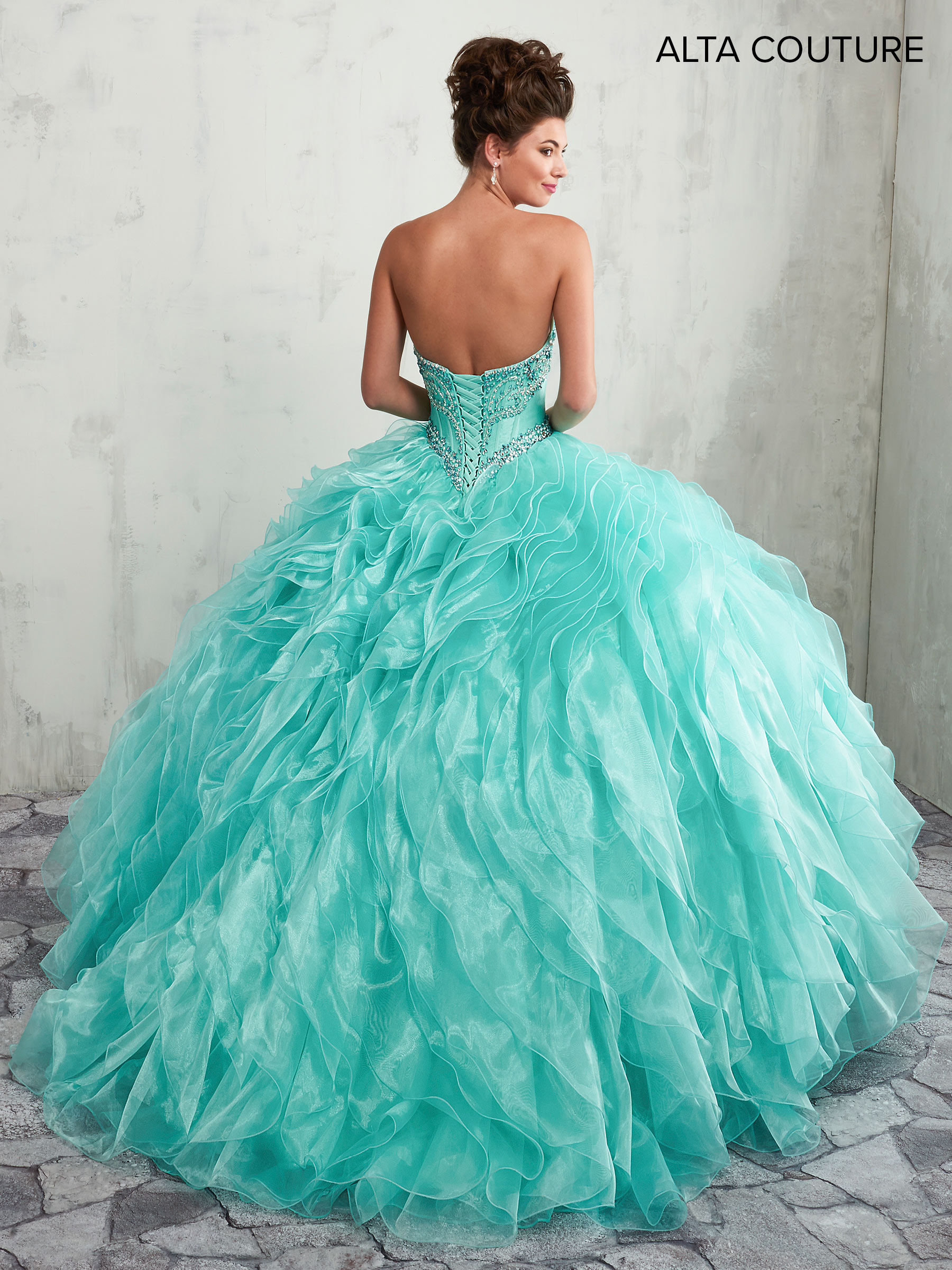 Quinceanera Couture Dresses | Alta Couture | Style - MQ3004