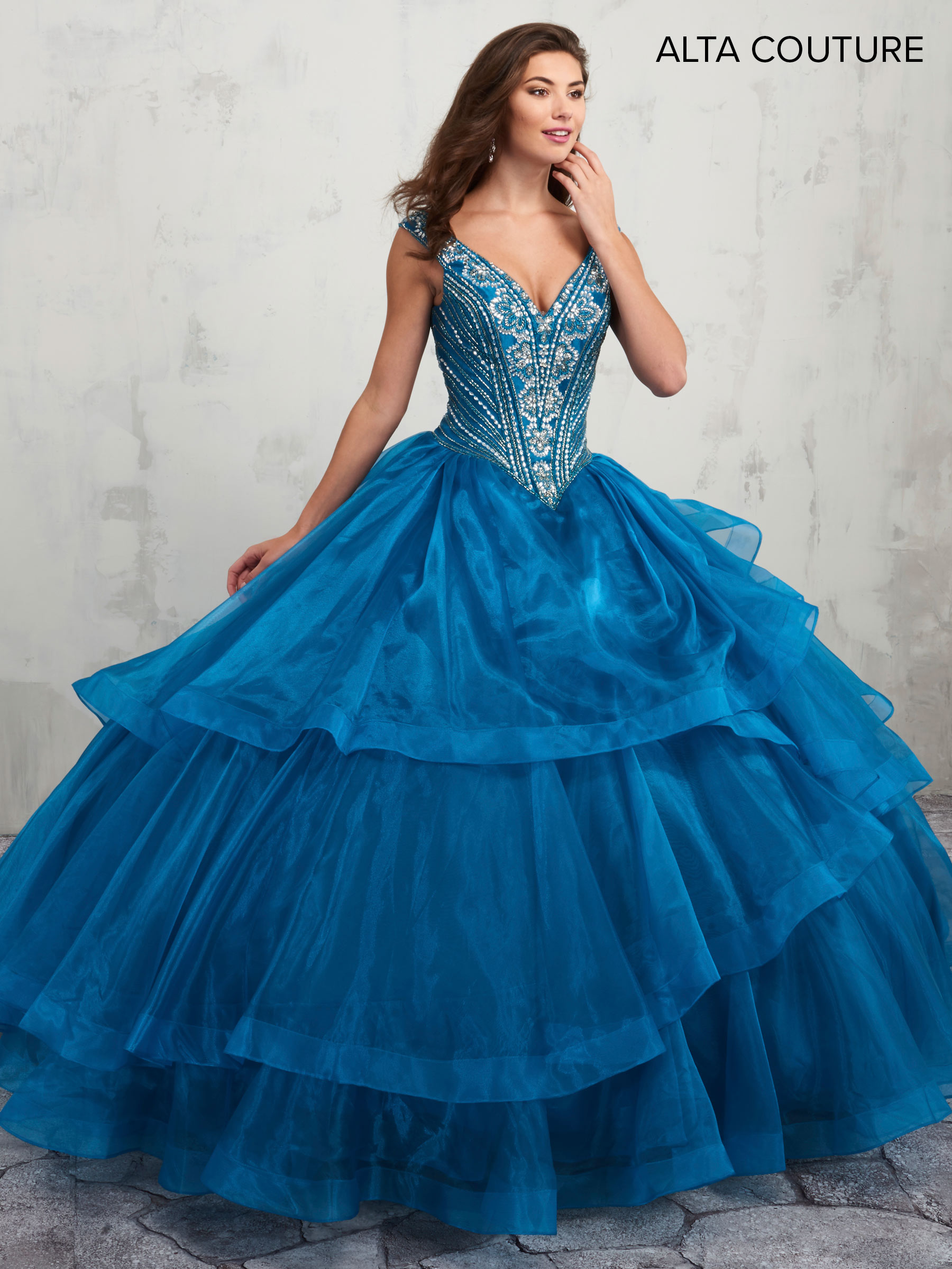 Quinceanera Couture Dresses | Alta Couture | Style - MQ3005