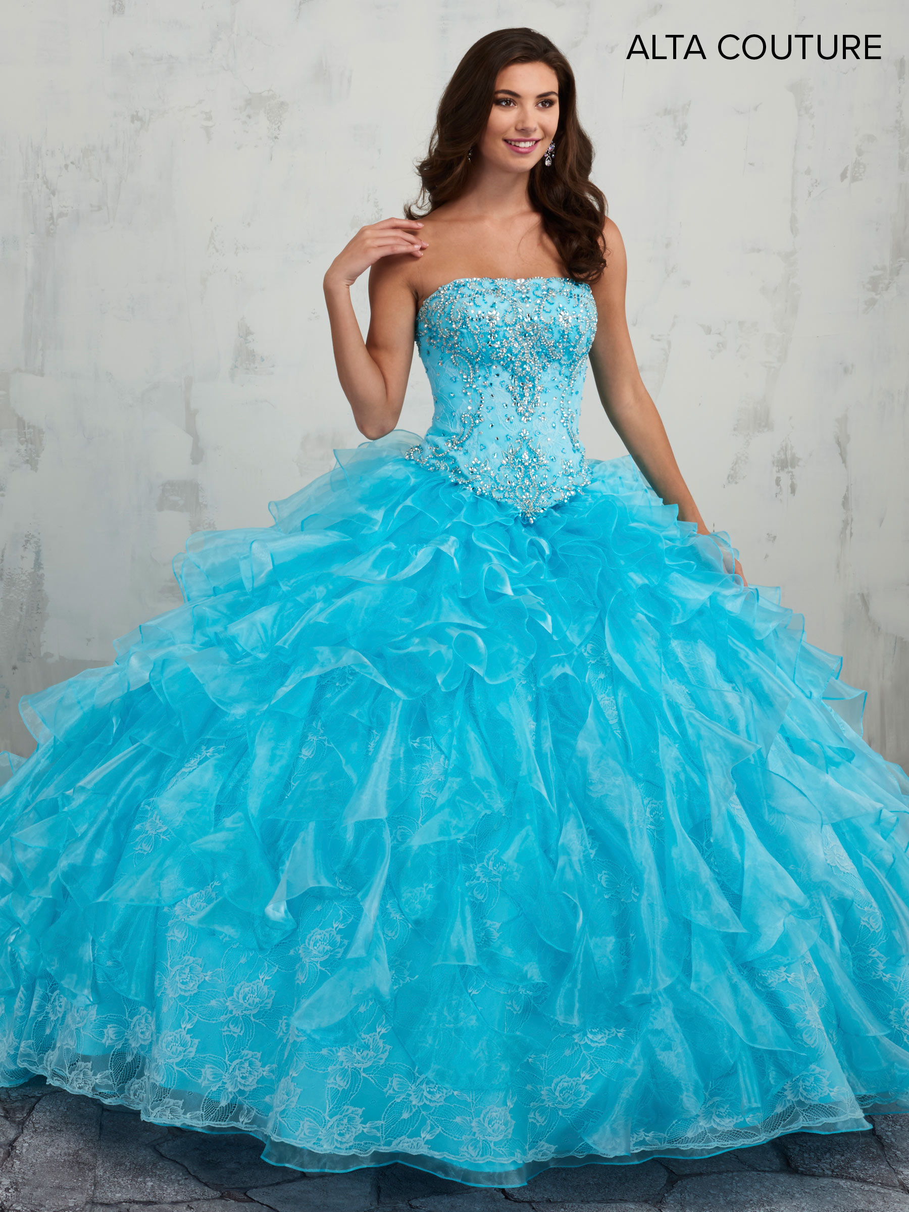Quinceanera Couture Dresses | Alta Couture | Style - MQ3006