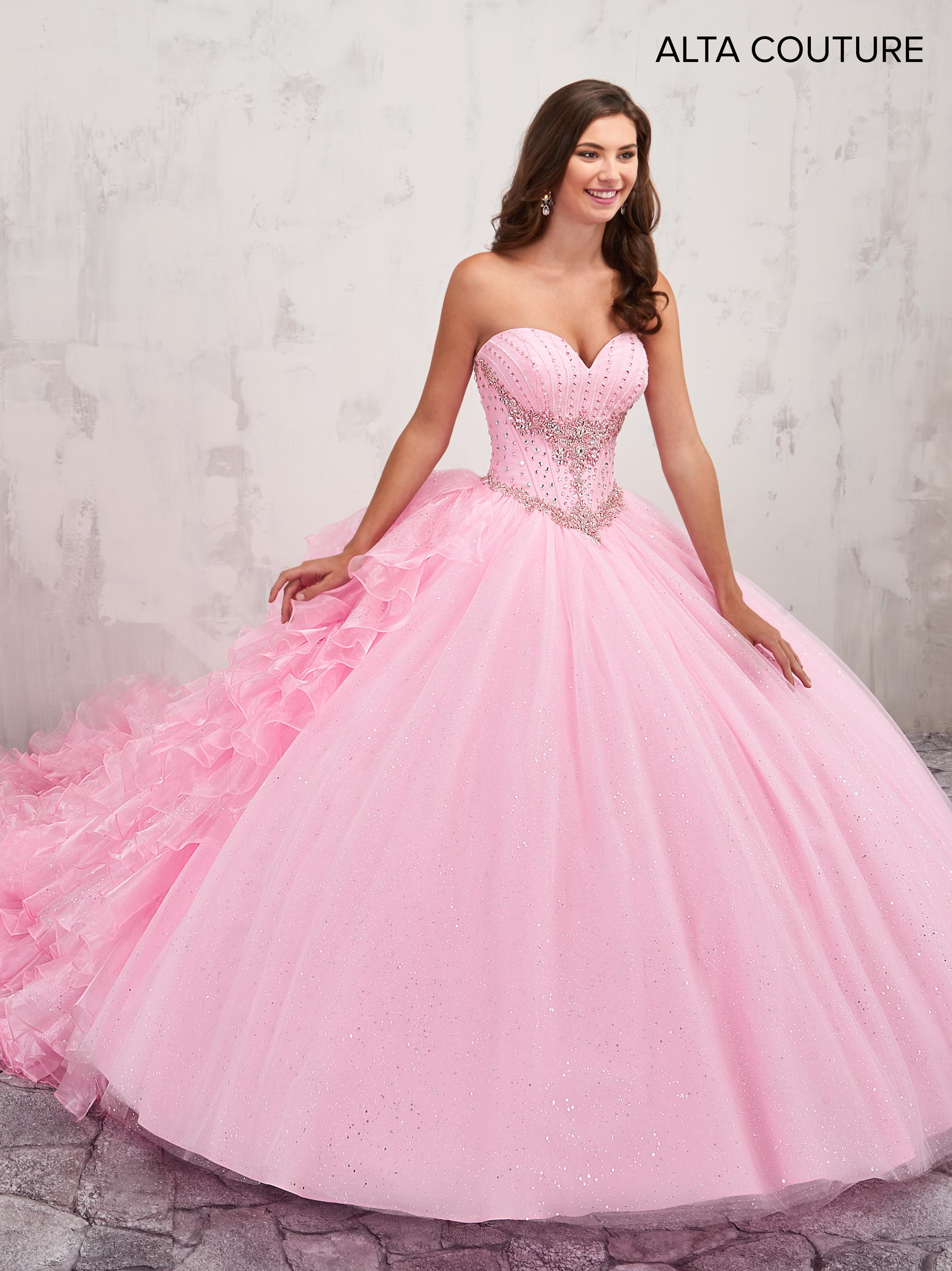 Quinceanera Couture Dresses | Alta Couture | Style - MQ3007
