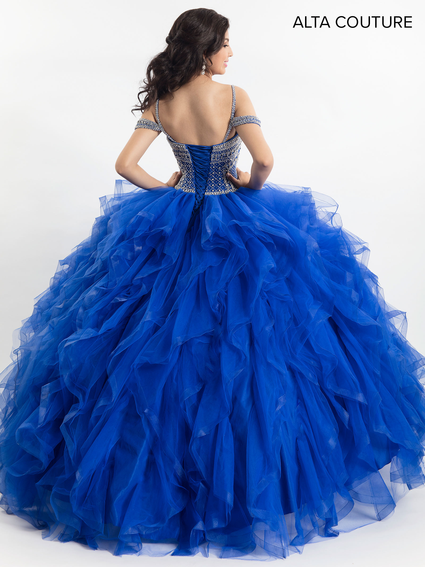 Quinceanera Couture Dresses | Alta Couture | Style - MQ3009