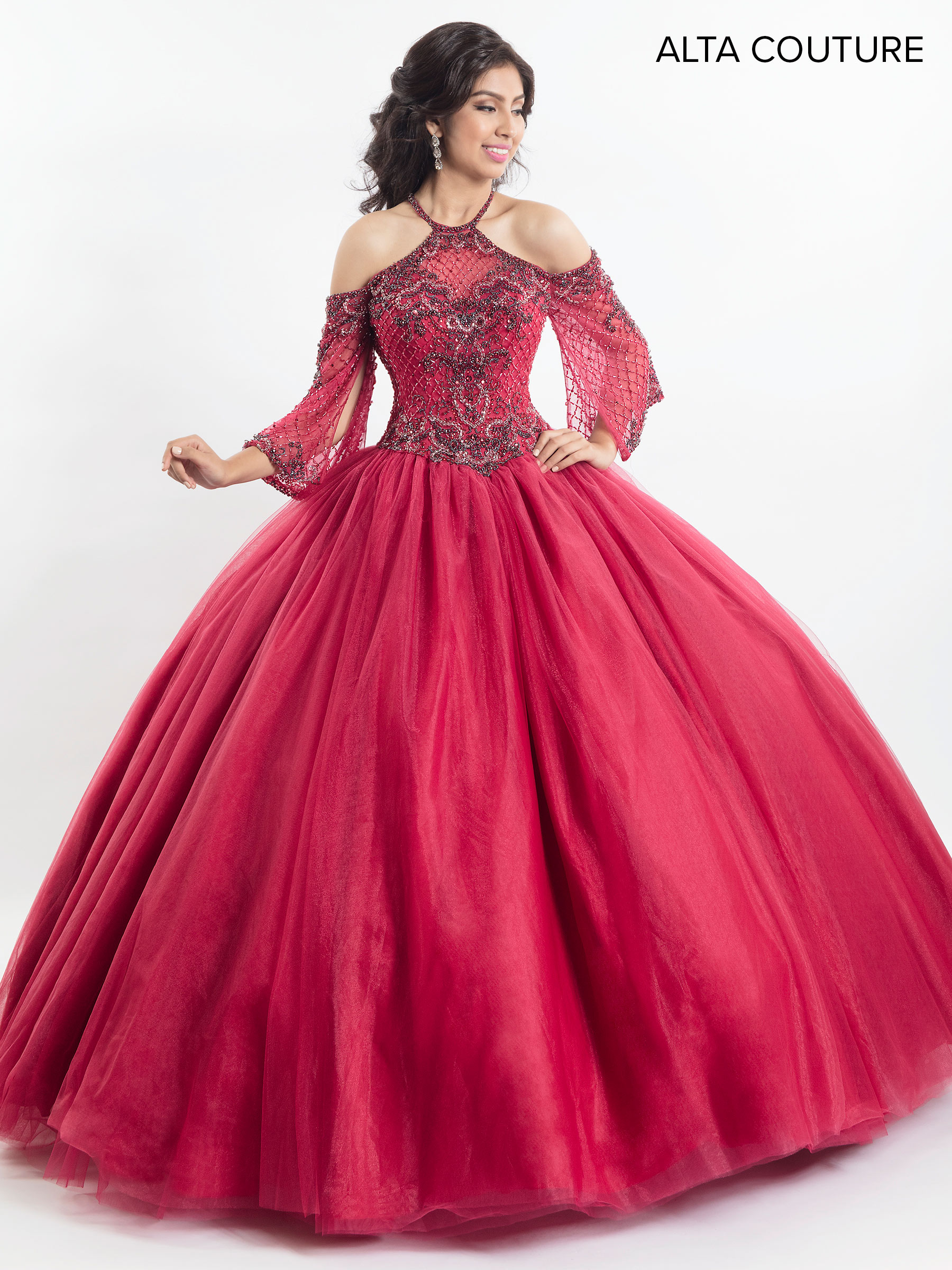 Quinceanera Couture Dresses Alta Style Mq3011