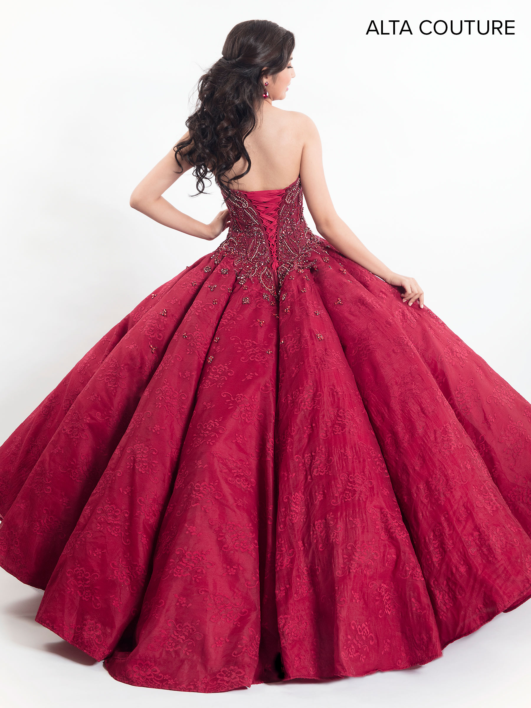 Quinceanera Couture Dresses | Alta Couture | Style - MQ3012