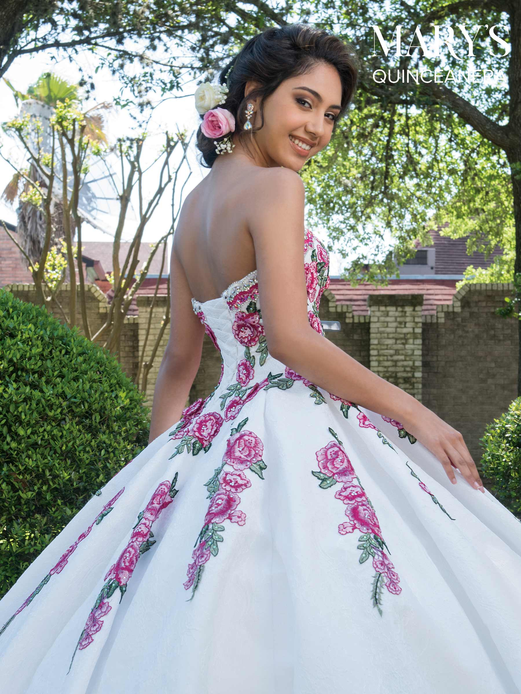 Quinceanera Couture Dresses | Alta Couture | Style - MQ3014
