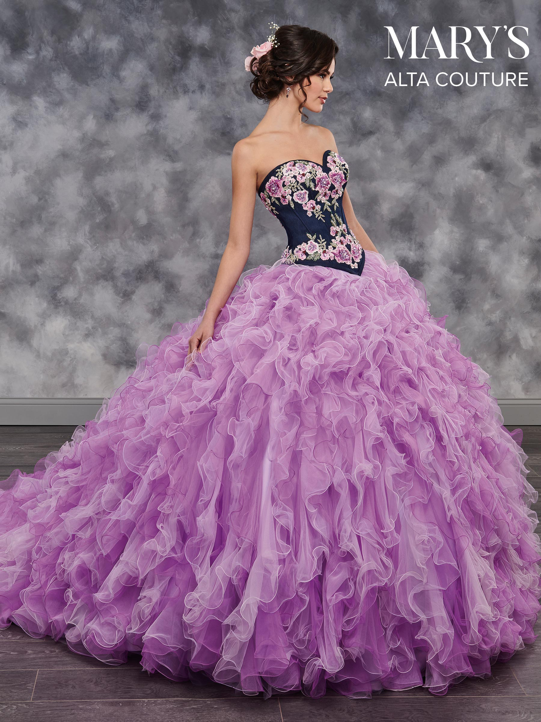 Quinceanera Couture Dresses | Alta Couture | Style - MQ3015