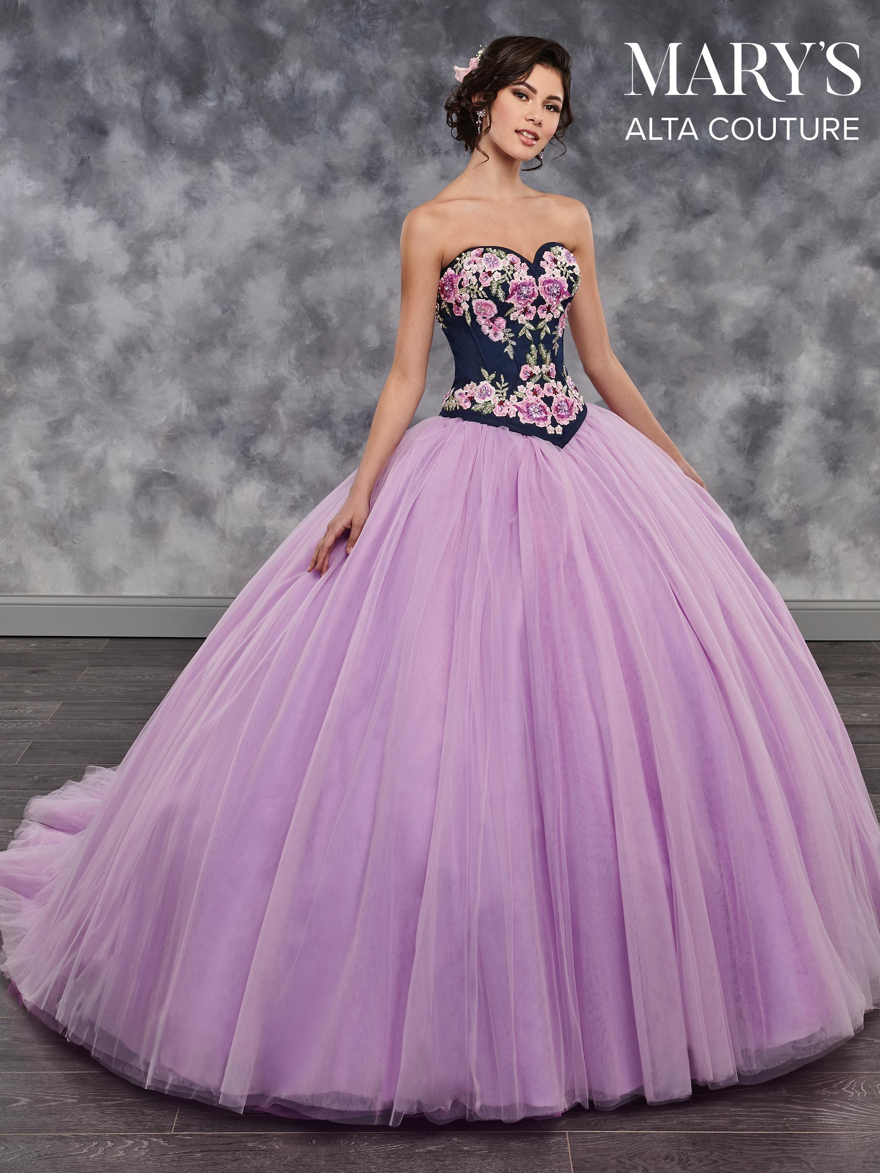 Quinceanera Couture Dresses | Alta Couture | Style - MQ3016