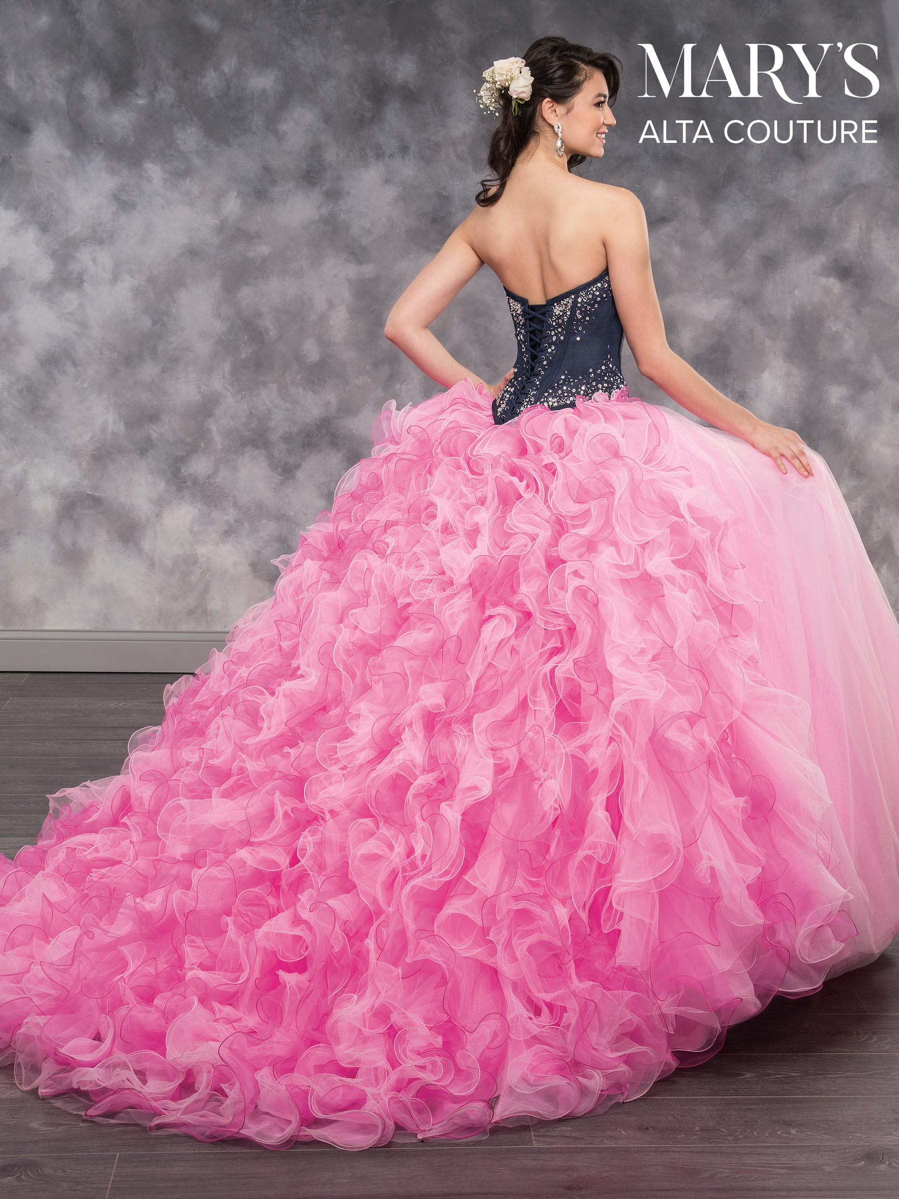 Quinceanera Couture Dresses | Alta Couture | Style - MQ3017