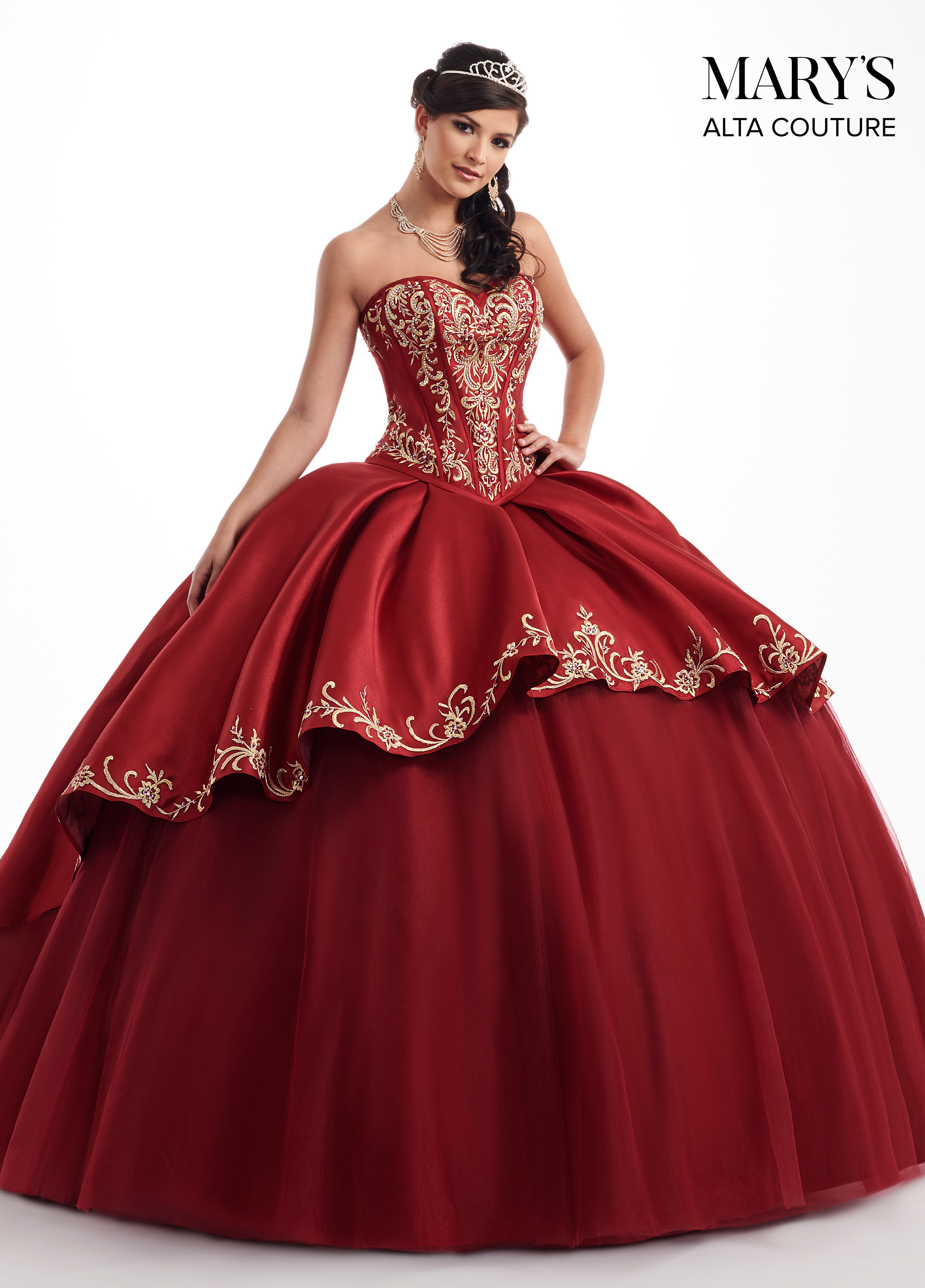Quinceanera Couture Dresses | Alta Couture | Style - MQ3020