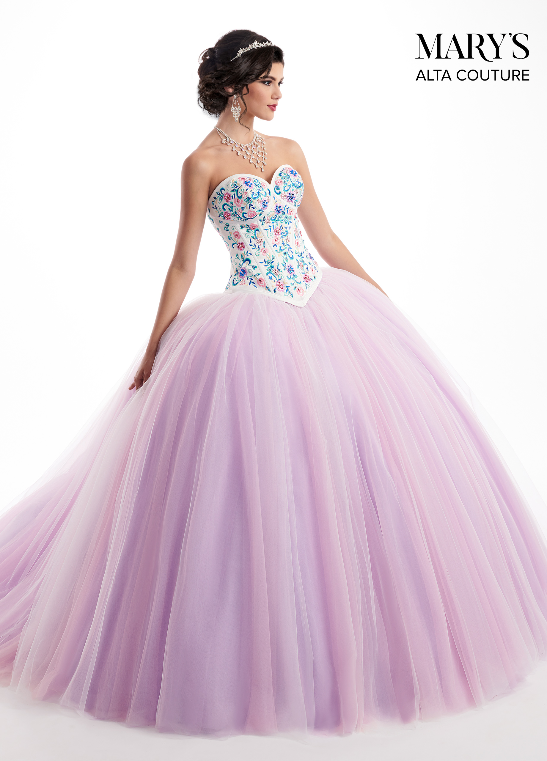 Quinceanera Couture Dresses | Alta Couture | Style - MQ3021