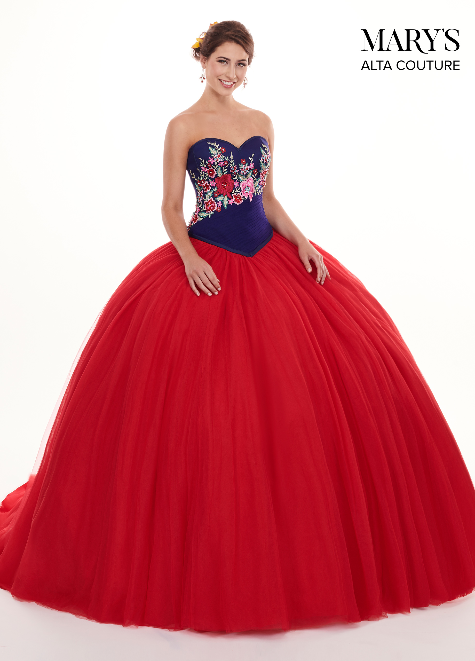 Quinceanera Couture Dresses | Alta Couture | Style - MQ3023