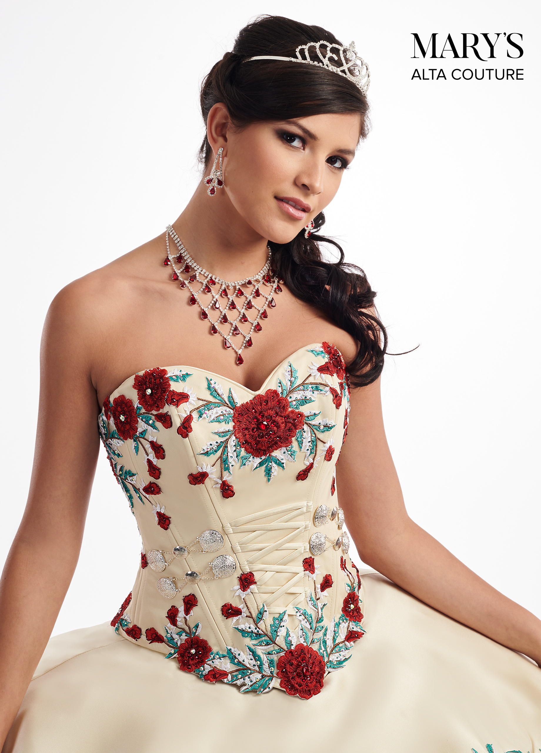 Quinceanera Couture Dresses | Alta Couture | Style - MQ3024
