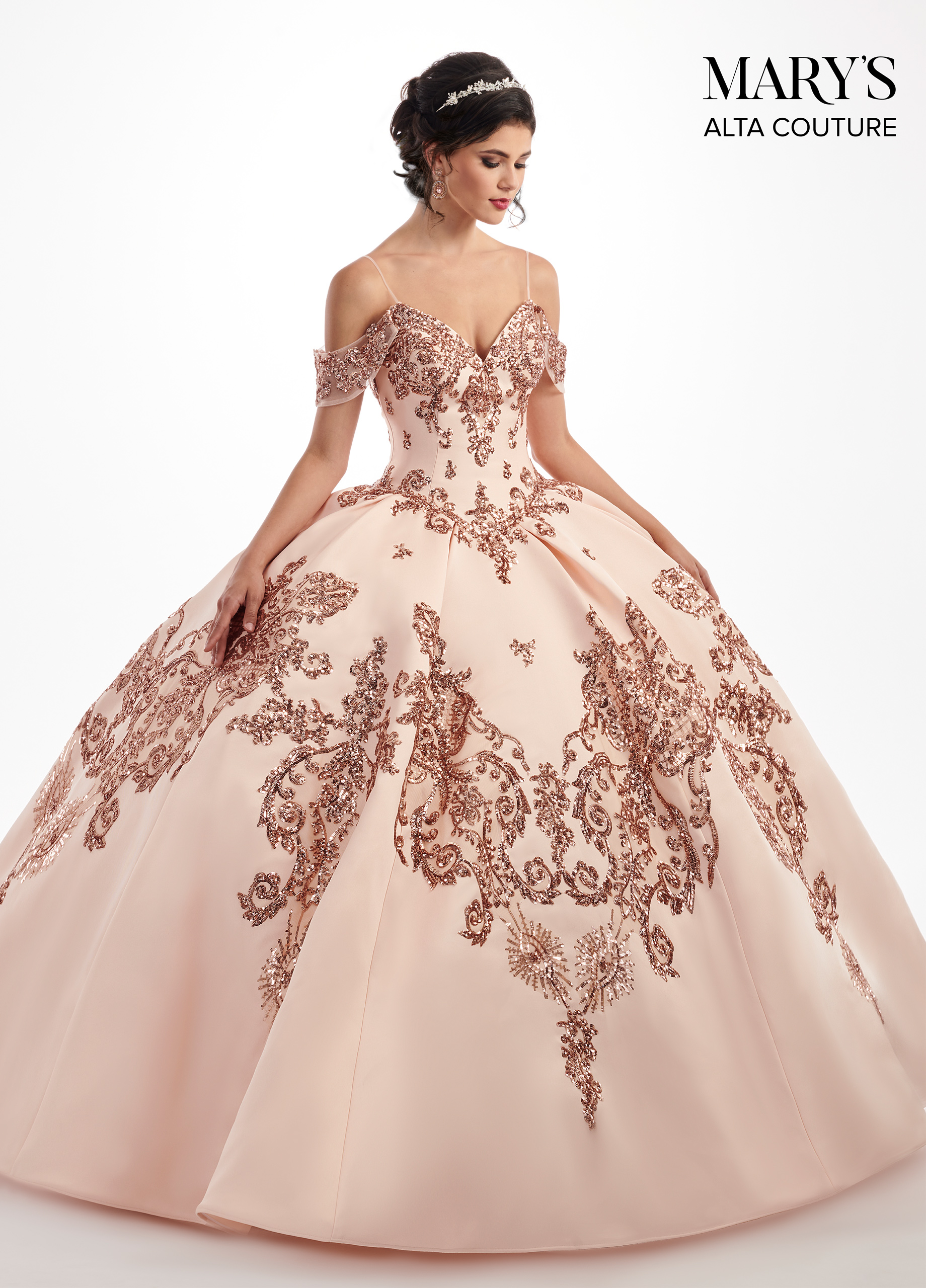 Quinceanera Couture Dresses | Alta Couture | Style - MQ3025