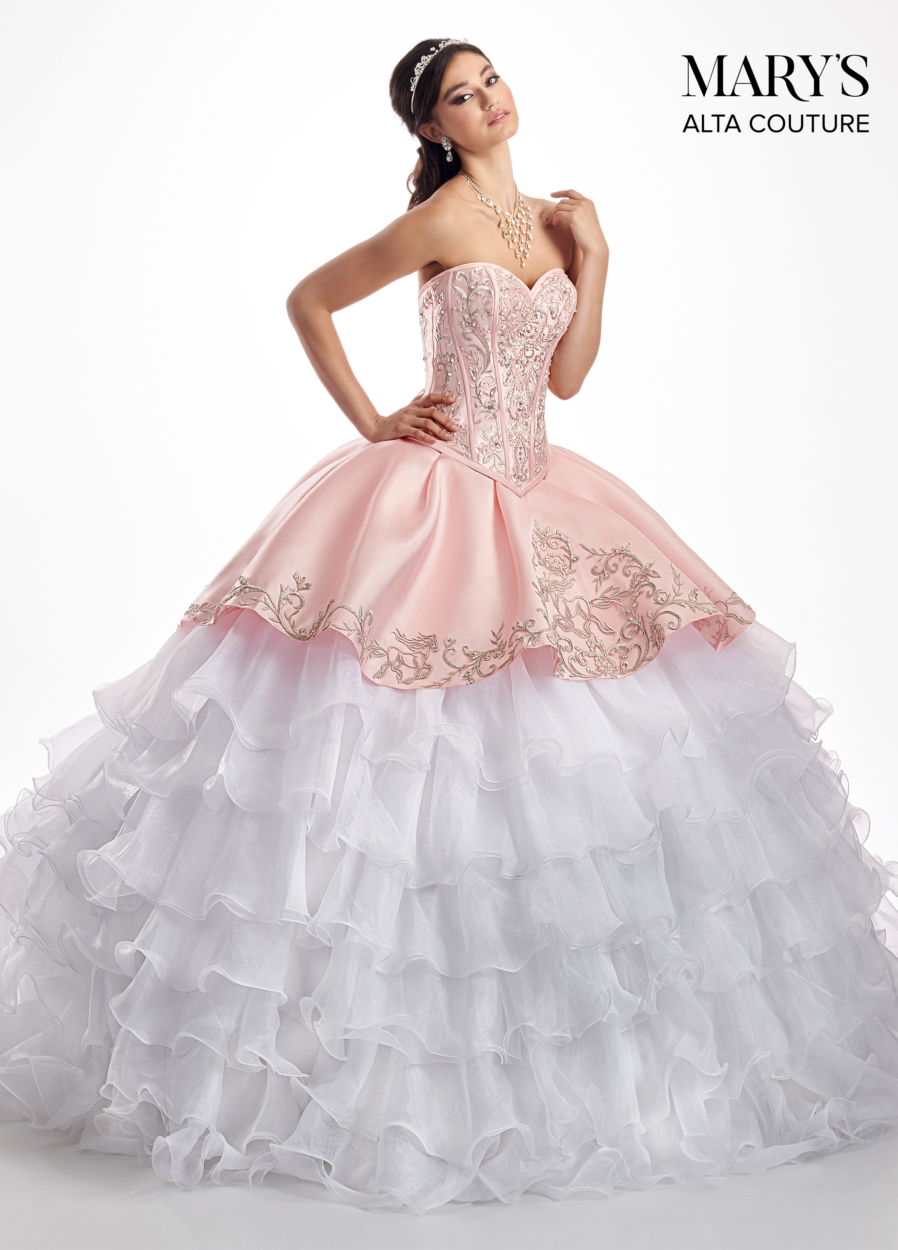 Quinceanera Couture Dresses | Alta Couture | Style - MQ3026