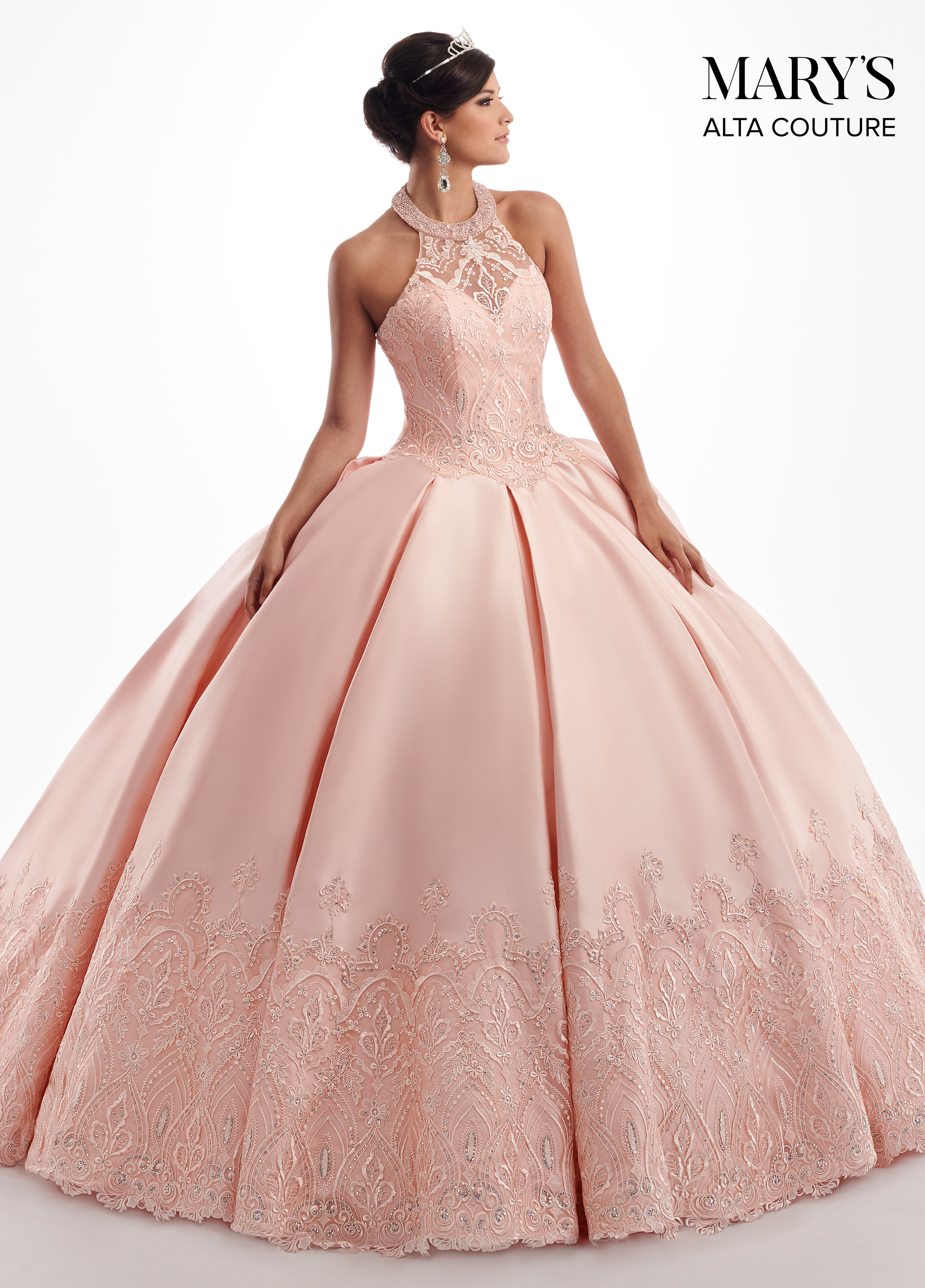 Quinceanera Couture Dresses | Alta Couture | Style - MQ3027