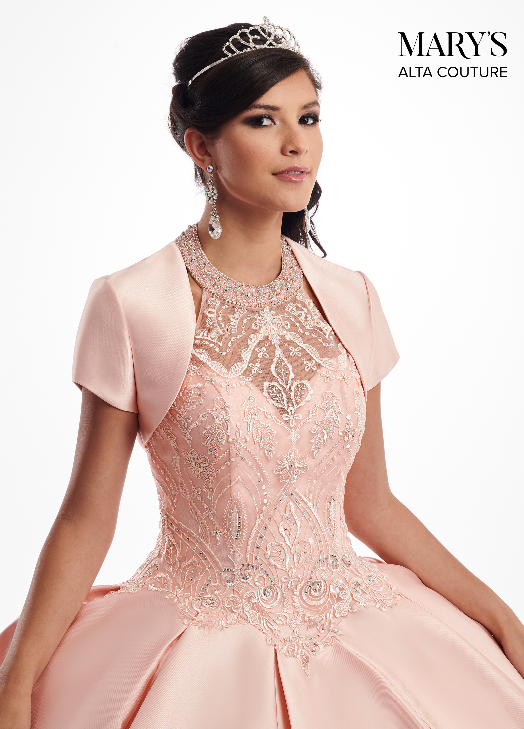 Quinceanera Couture Dresses   Alta Couture   Style - MQ3027